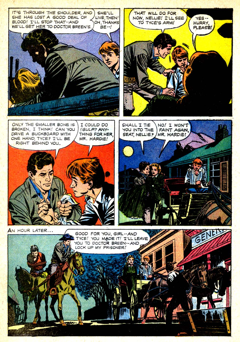 Four Color Comics issue 1075 - Page 33