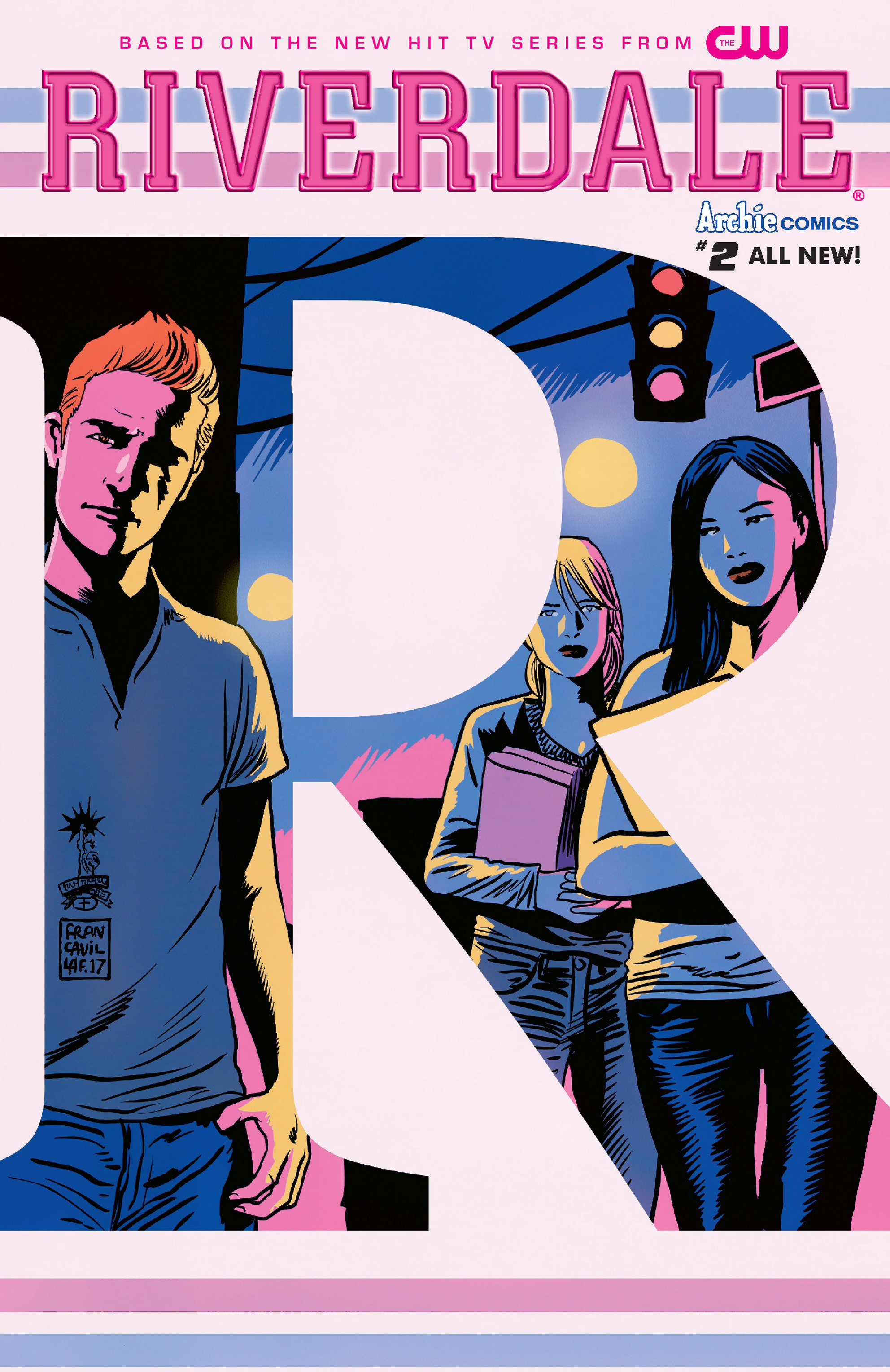 Read online Riverdale comic -  Issue #2 - 1