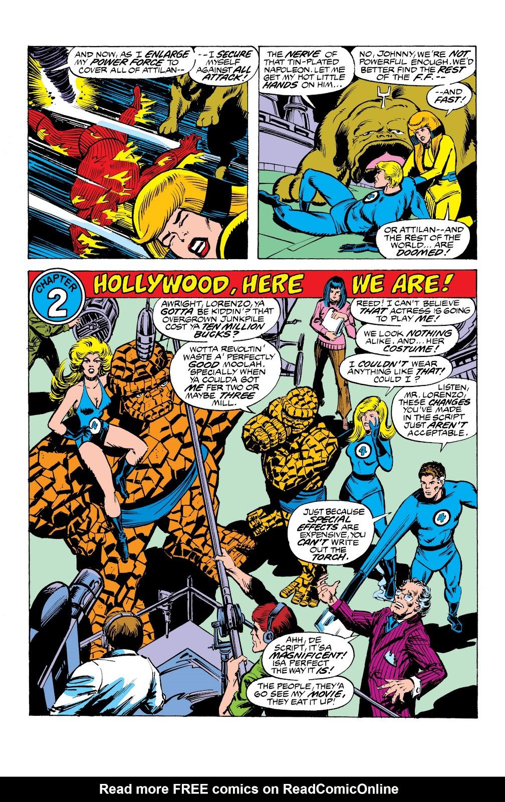 Read online Marvel Masterworks: The Inhumans comic -  Issue # TPB 2 (Part 3) - 52