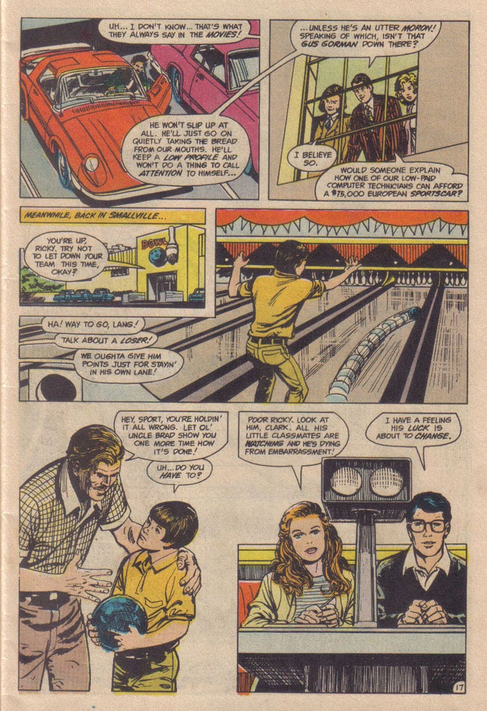 Read online Superman III comic -  Issue # Full - 17