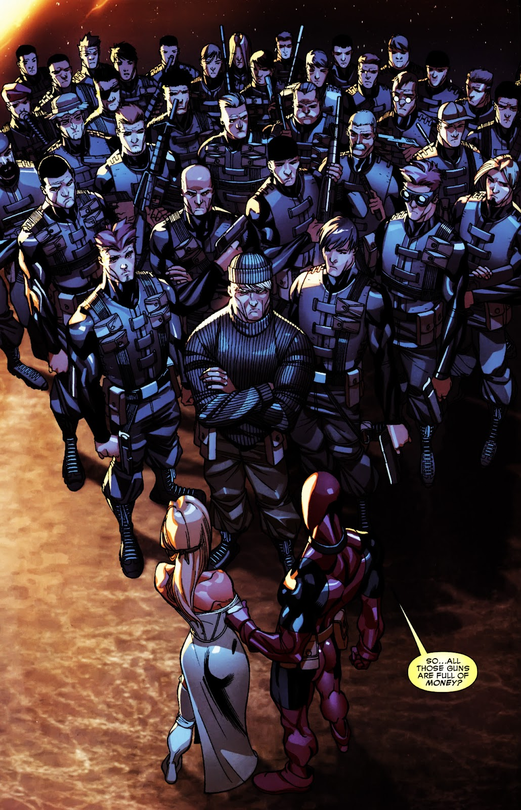 Read online Deadpool (2008) comic -  Issue #5 - 10