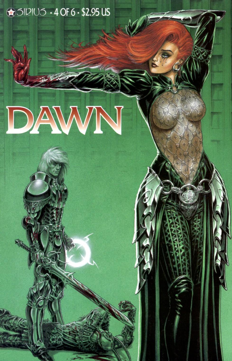 Dawn 4 Page 1