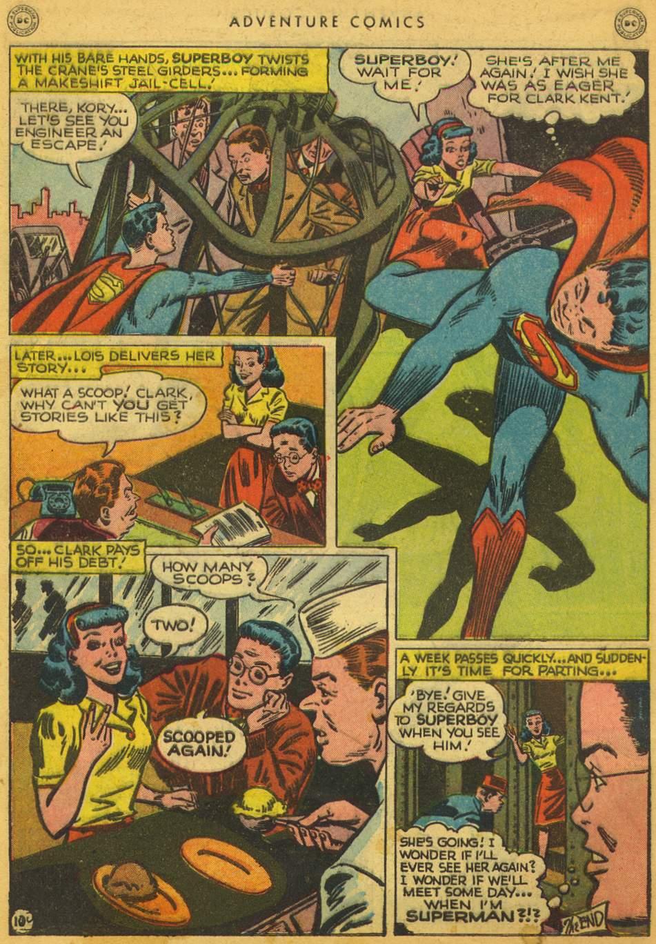 Read online Adventure Comics (1938) comic -  Issue #128 - 11