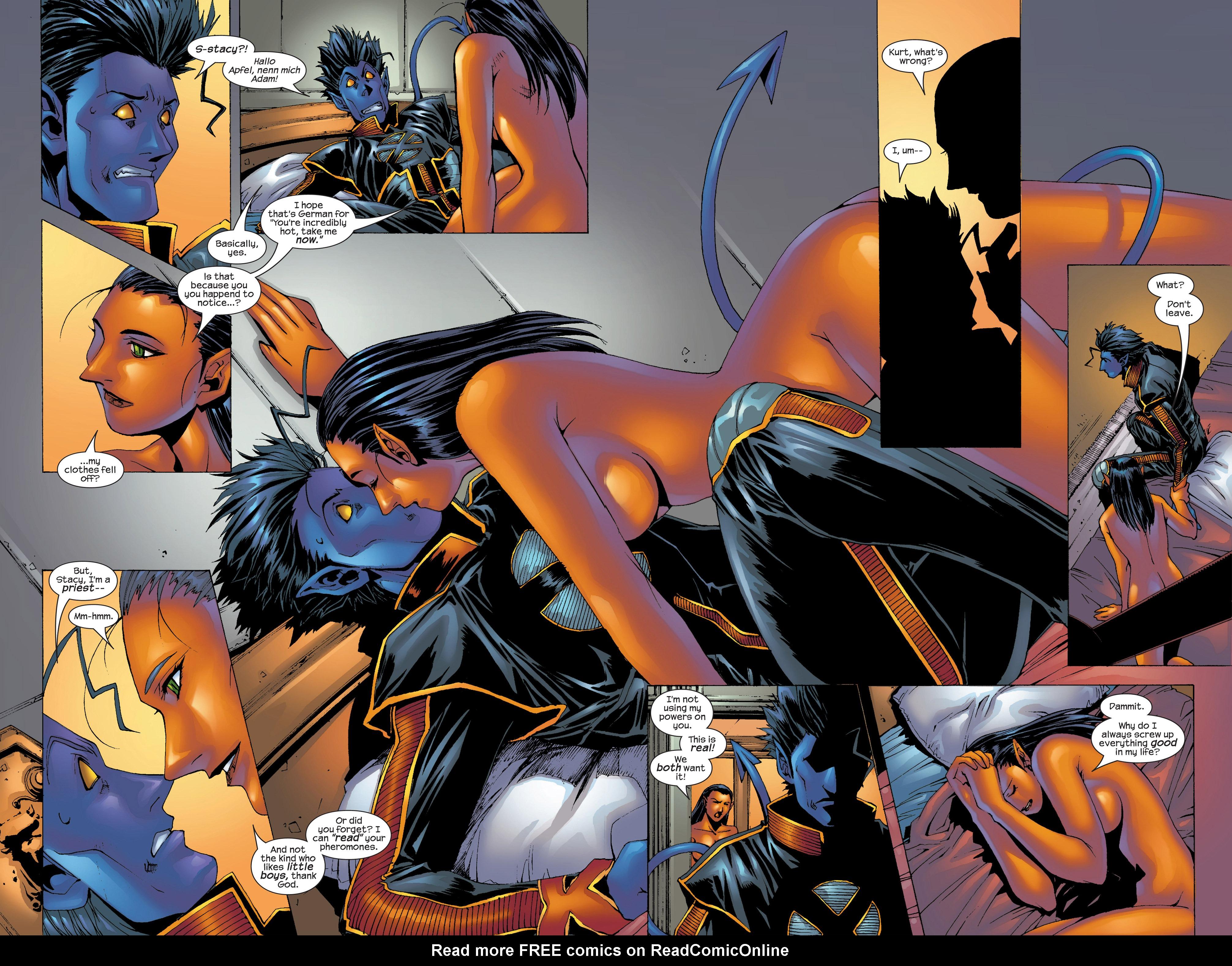 Read online Uncanny X-Men (1963) comic -  Issue #417 - 16