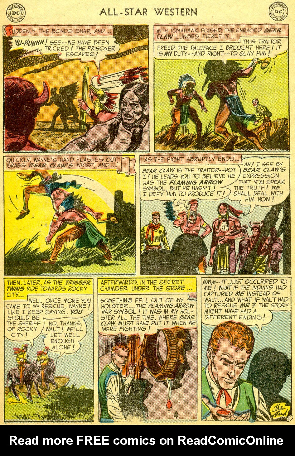 All-Star Western (1951) issue 81 - Page 8