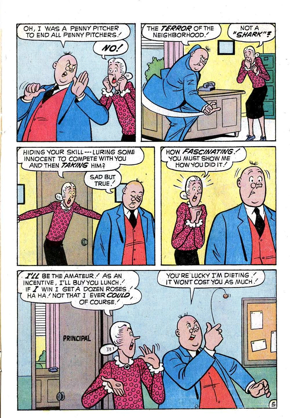Read online Archie (1960) comic -  Issue #235 - 7