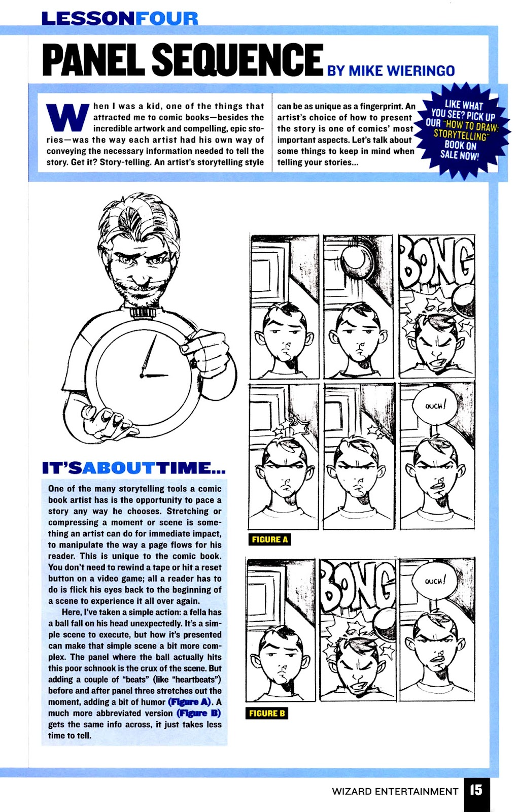 Read online Wizard How to Draw Sampler comic -  Issue # Full - 16