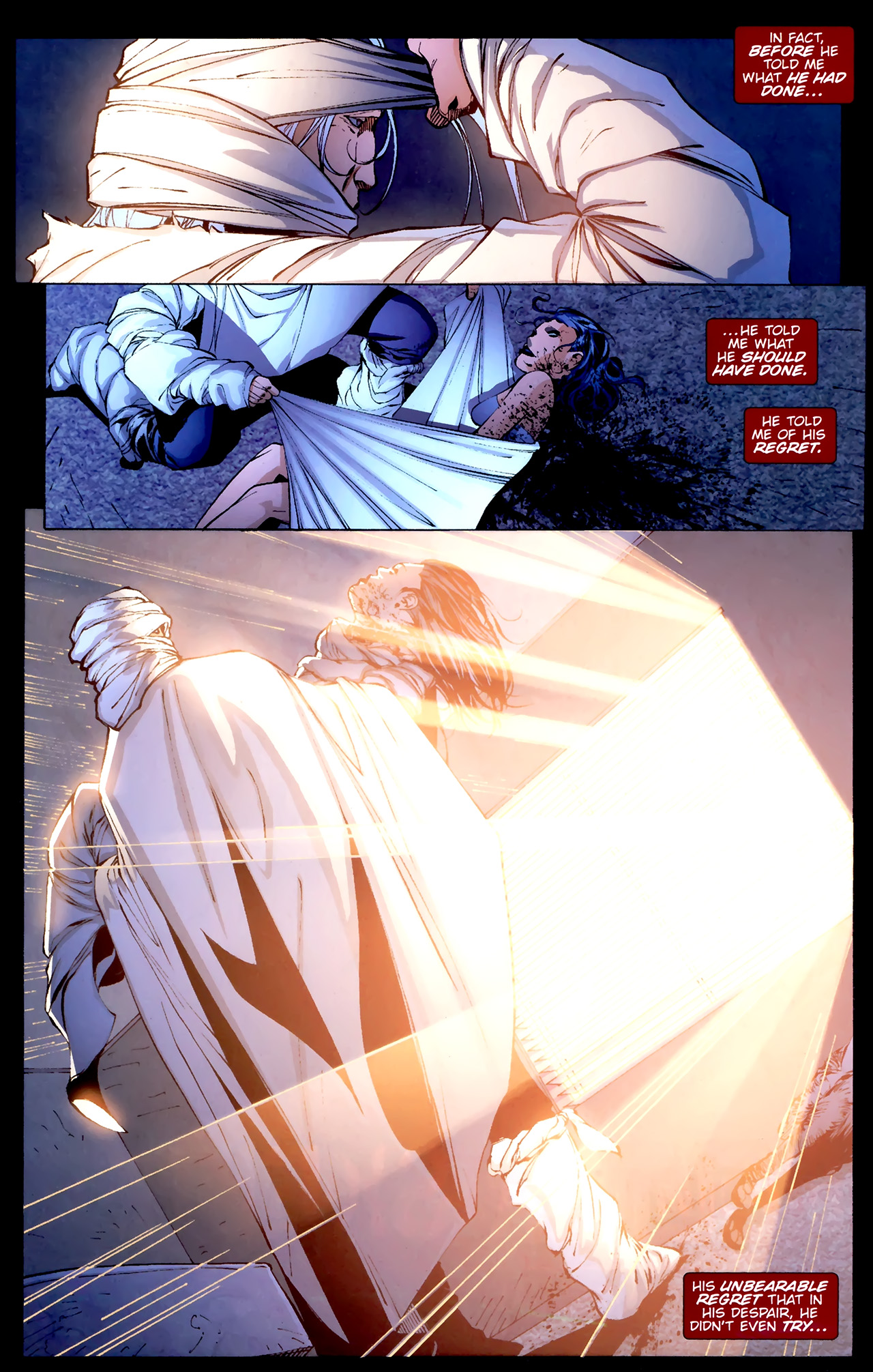 Read online Dead Romeo comic -  Issue #4 - 4