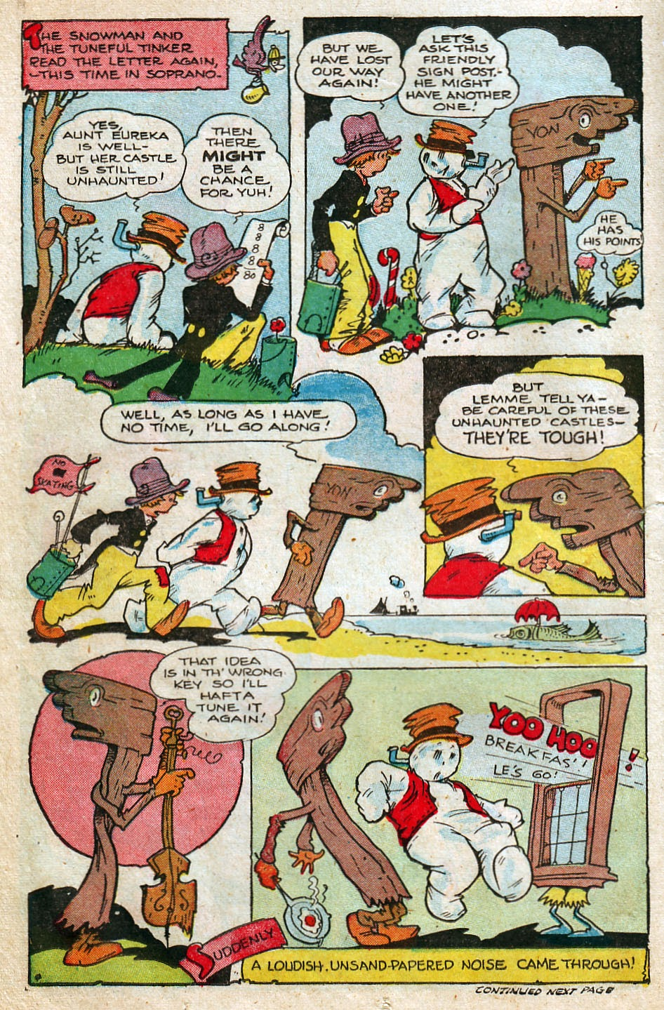 Jingle Jangle Comics issue 11 - Page 22