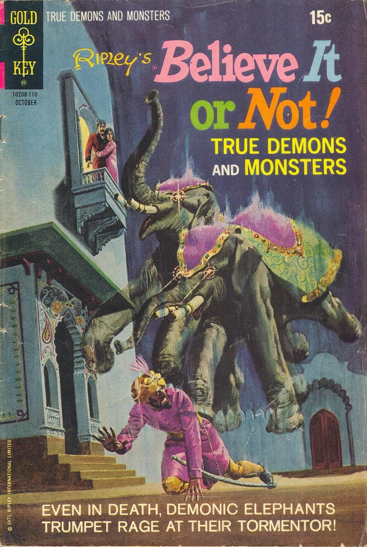 Ripleys Believe it or Not! (1965) 29 Page 1