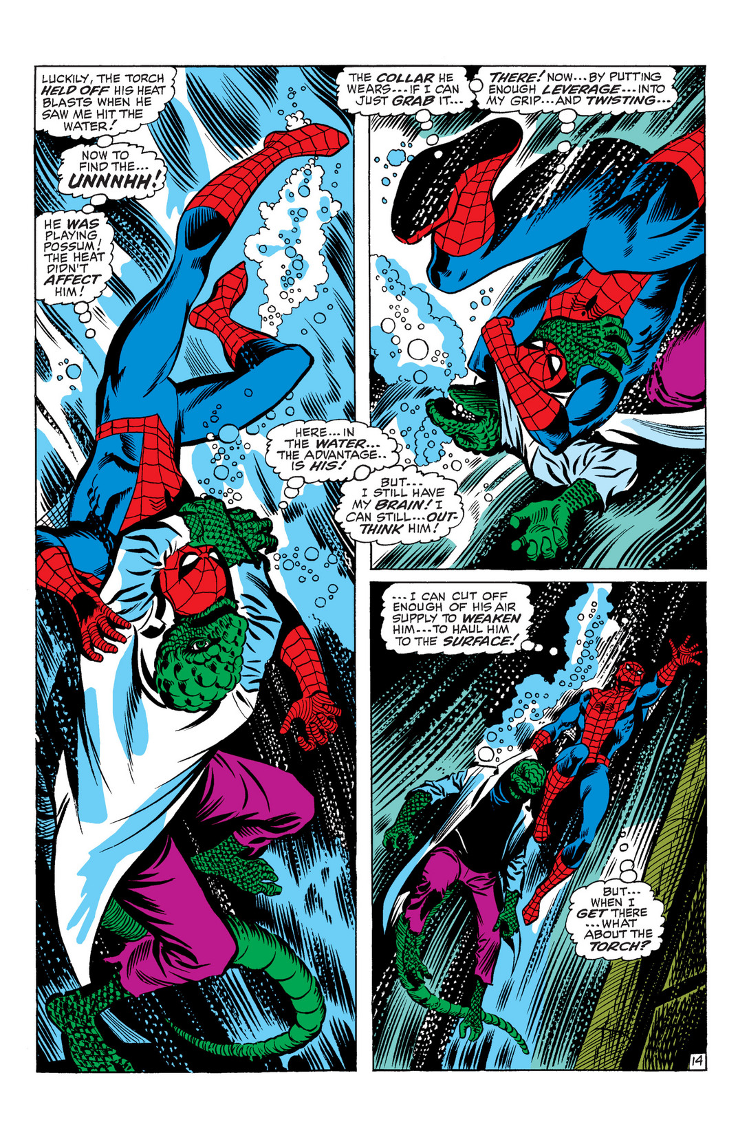 The Amazing Spider-Man (1963) 77 Page 14