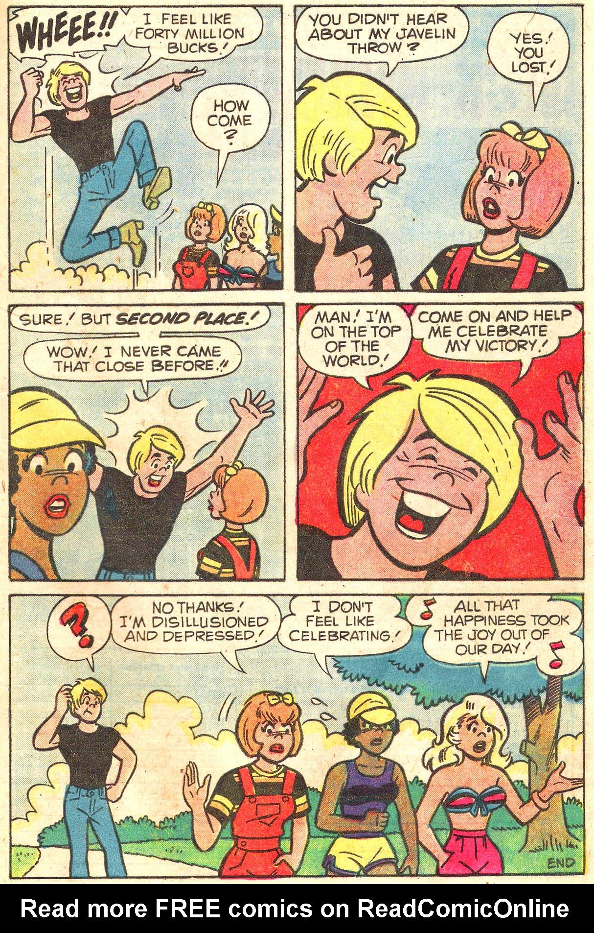 Read online She's Josie comic -  Issue #100 - 33