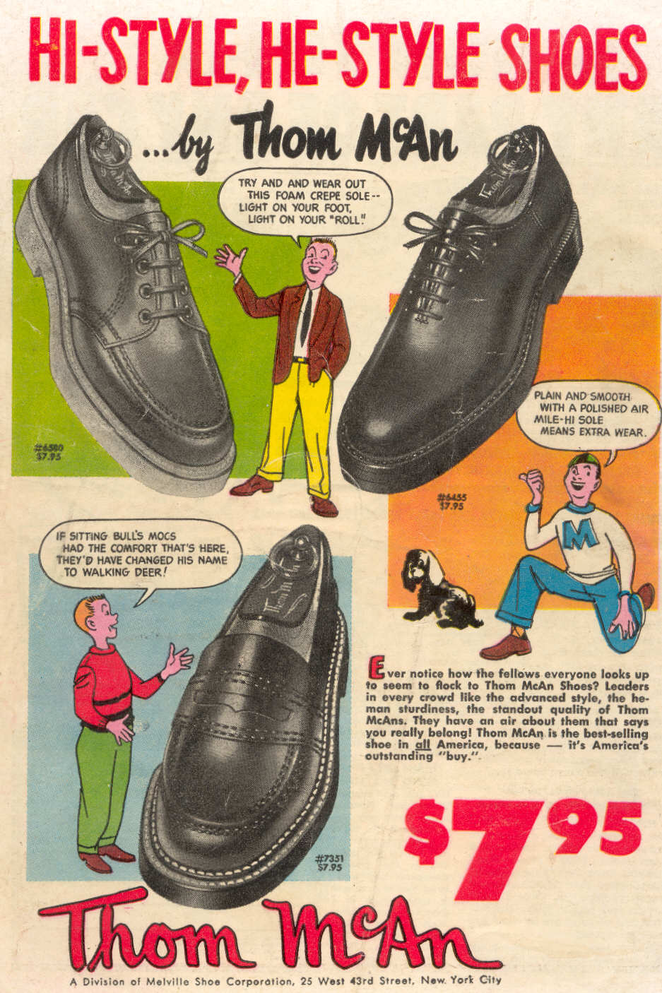 Read online Adventure Comics (1938) comic -  Issue #193 - 44