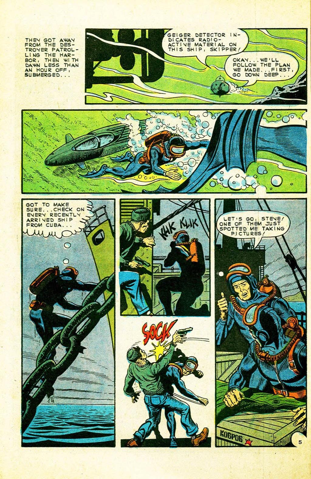 Read online Fightin' Navy comic -  Issue #128 - 6