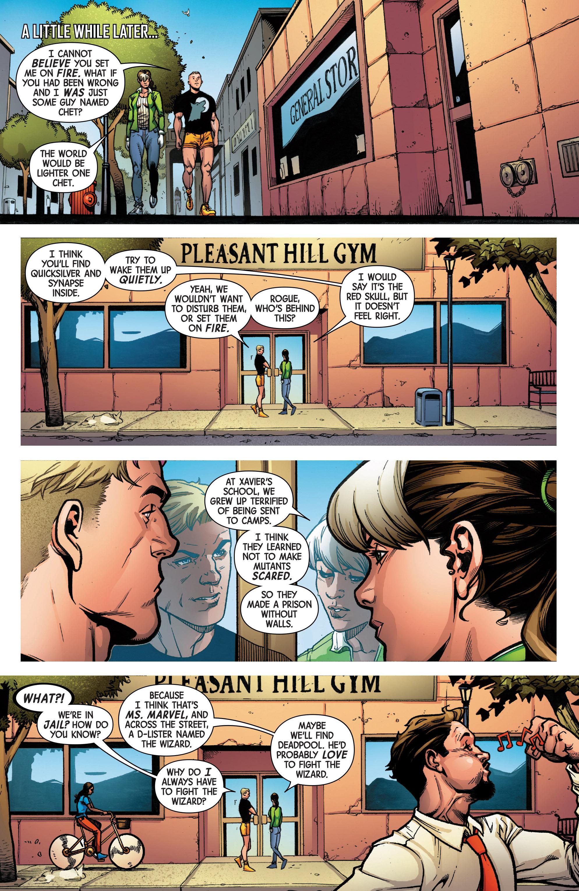 Read online Uncanny Avengers [II] comic -  Issue #8 - 10