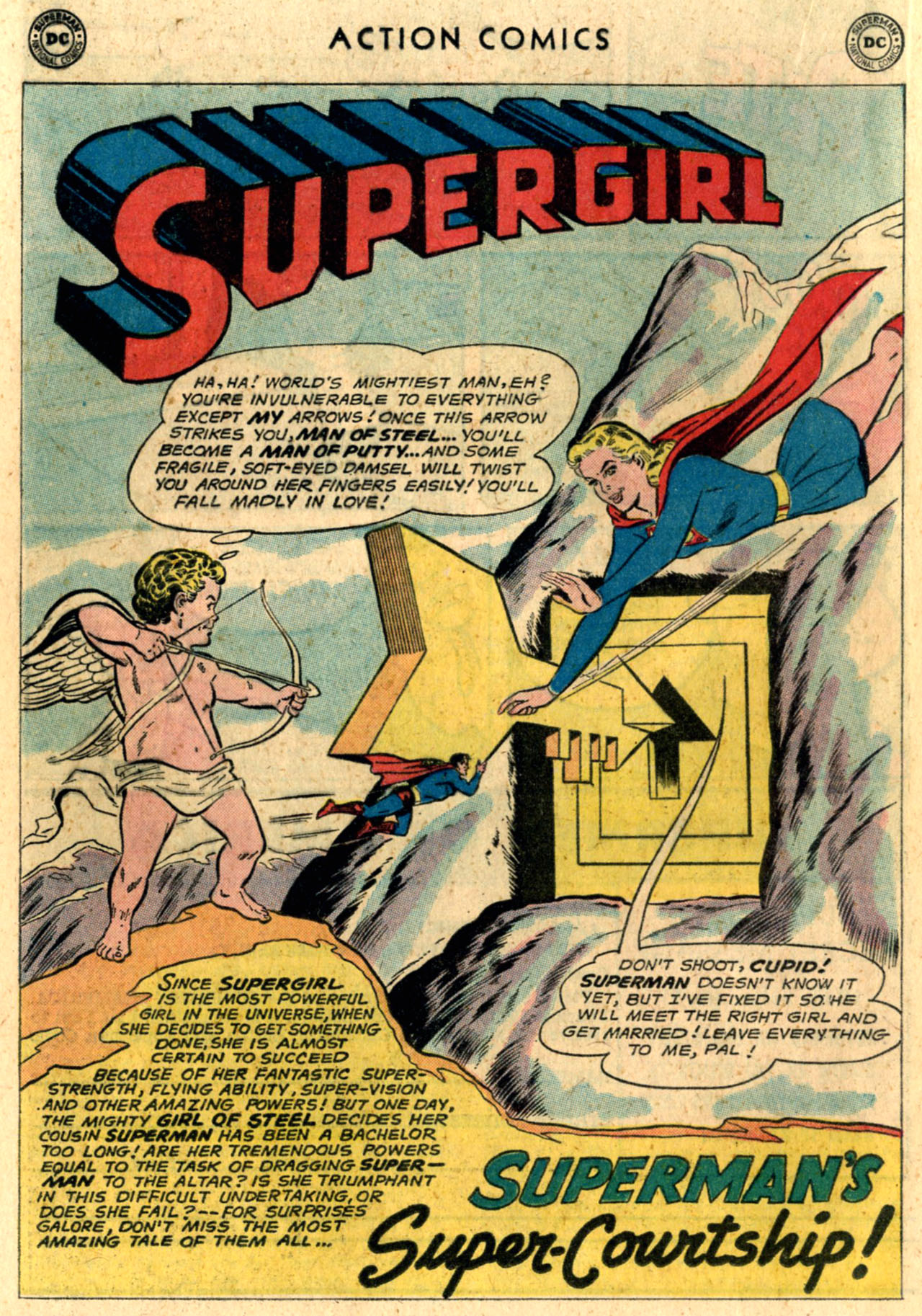 Read online Action Comics (1938) comic -  Issue #289 - 20