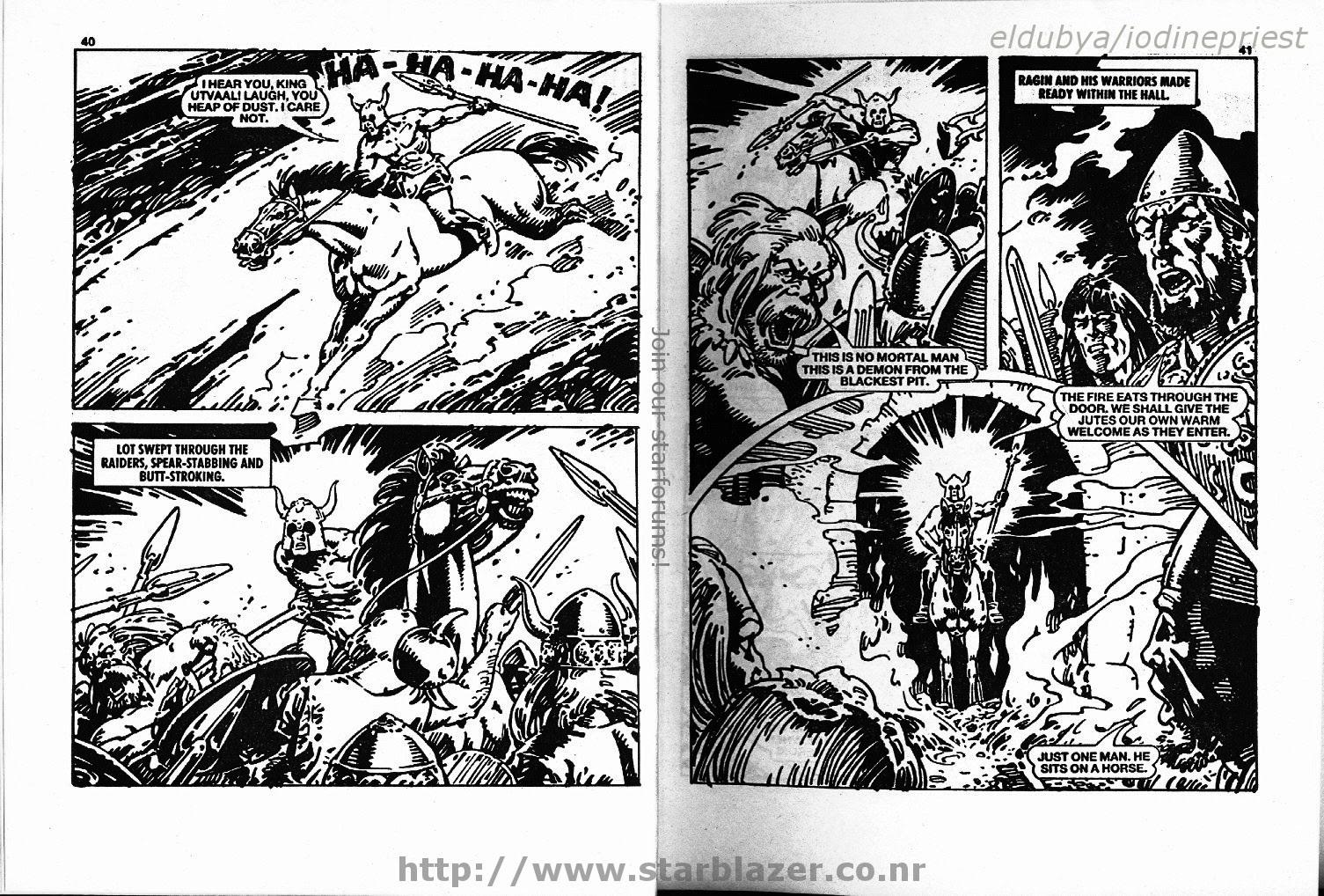Starblazer issue 281 - Page 22