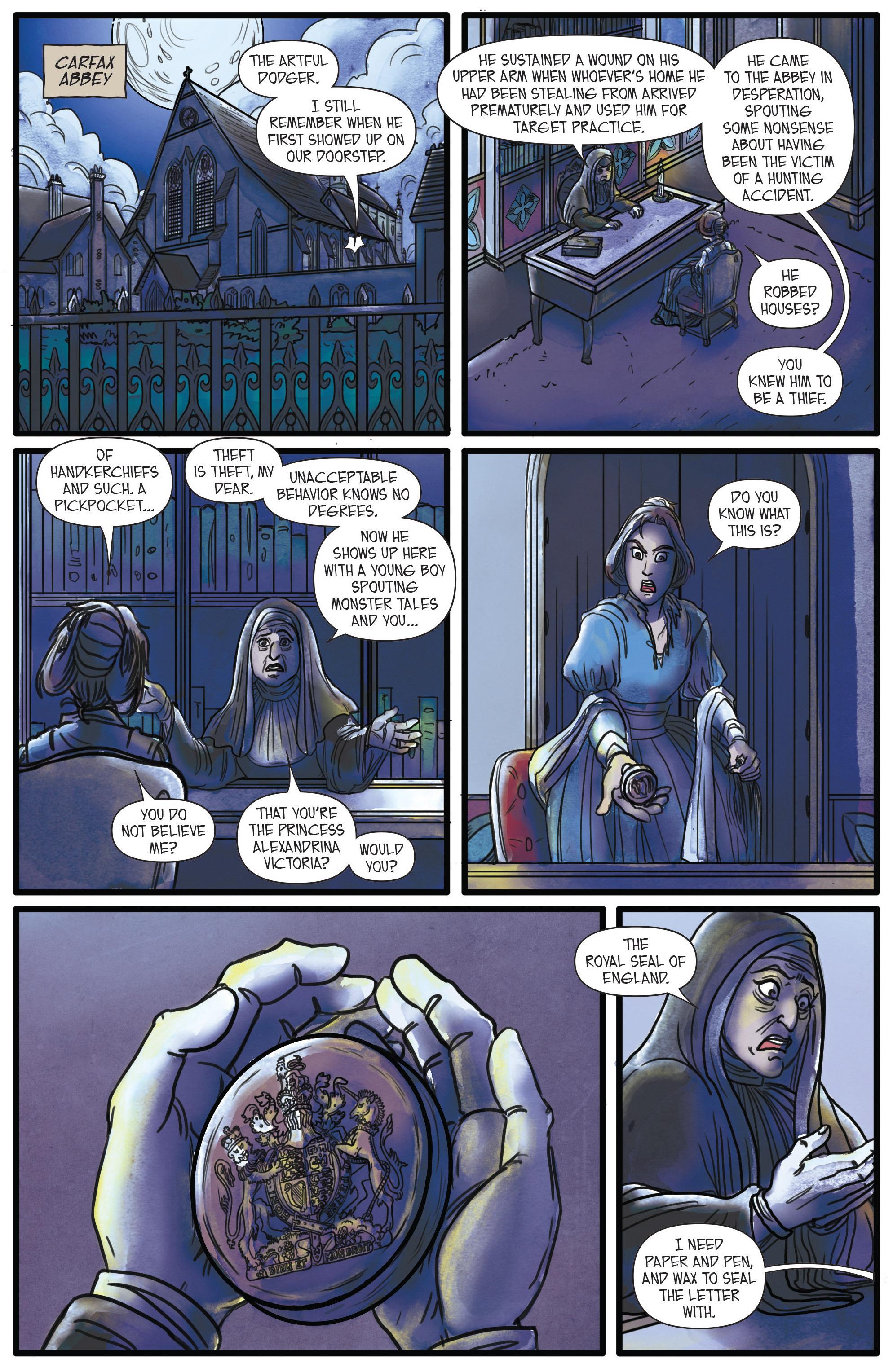 Read online Artful comic -  Issue #2 - 19
