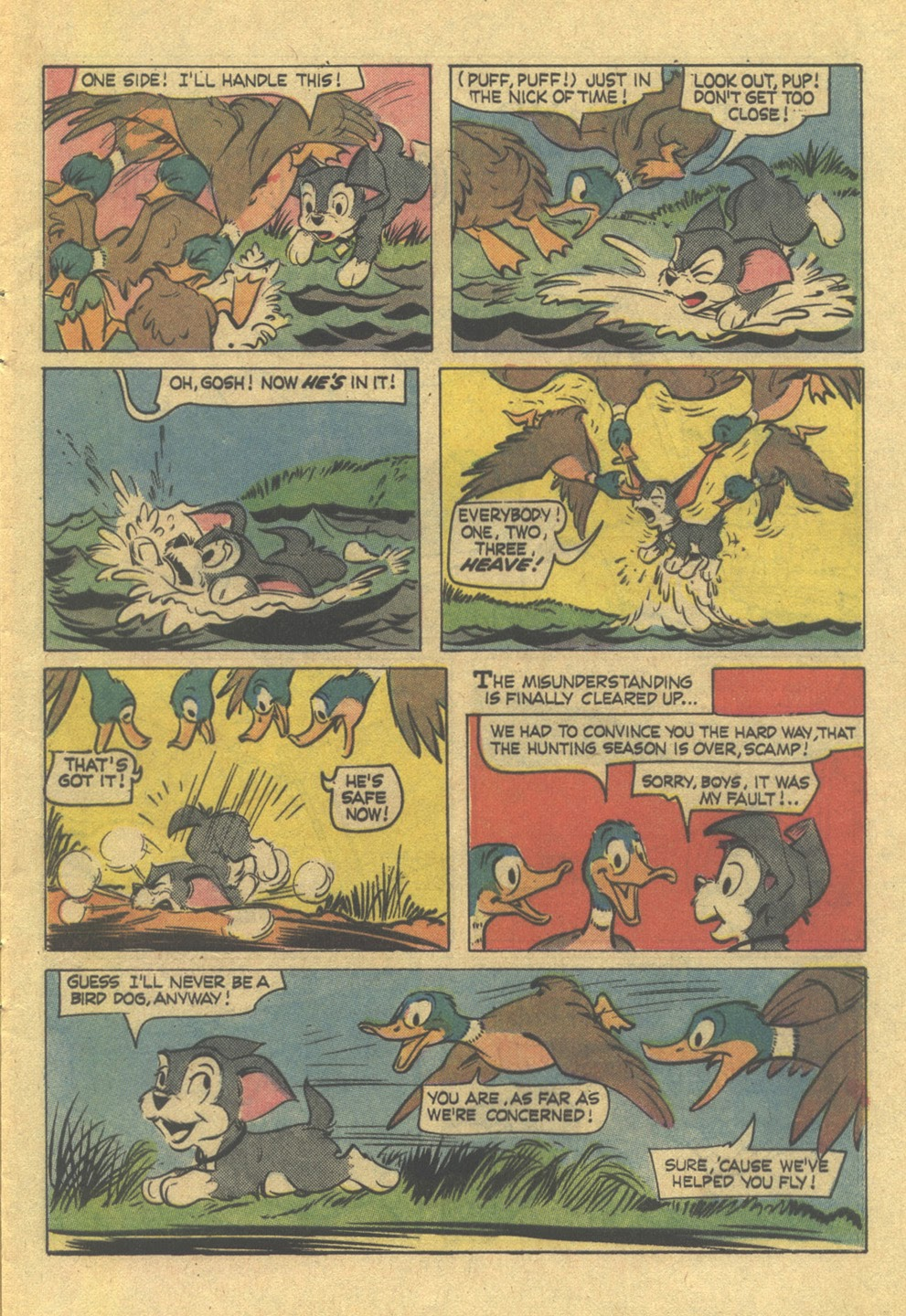 Scamp (1967) issue 10 - Page 9