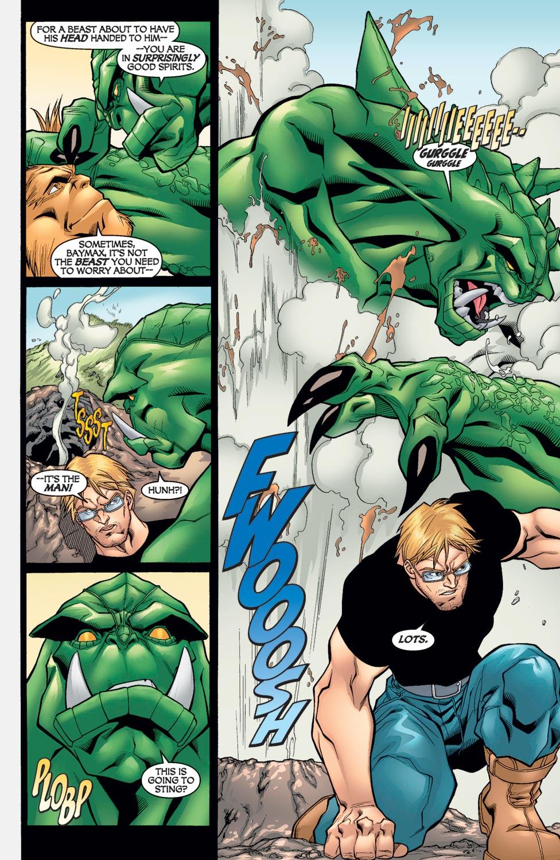 Read online Alpha Flight (2004) comic -  Issue #9 - 8