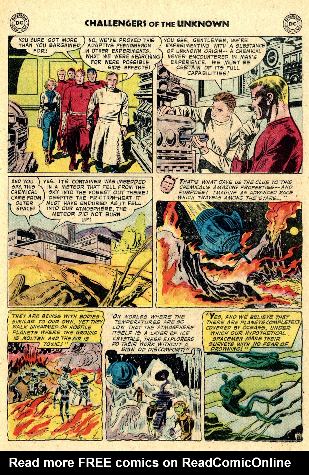 Challengers of the Unknown (1958) issue 3 - Page 21