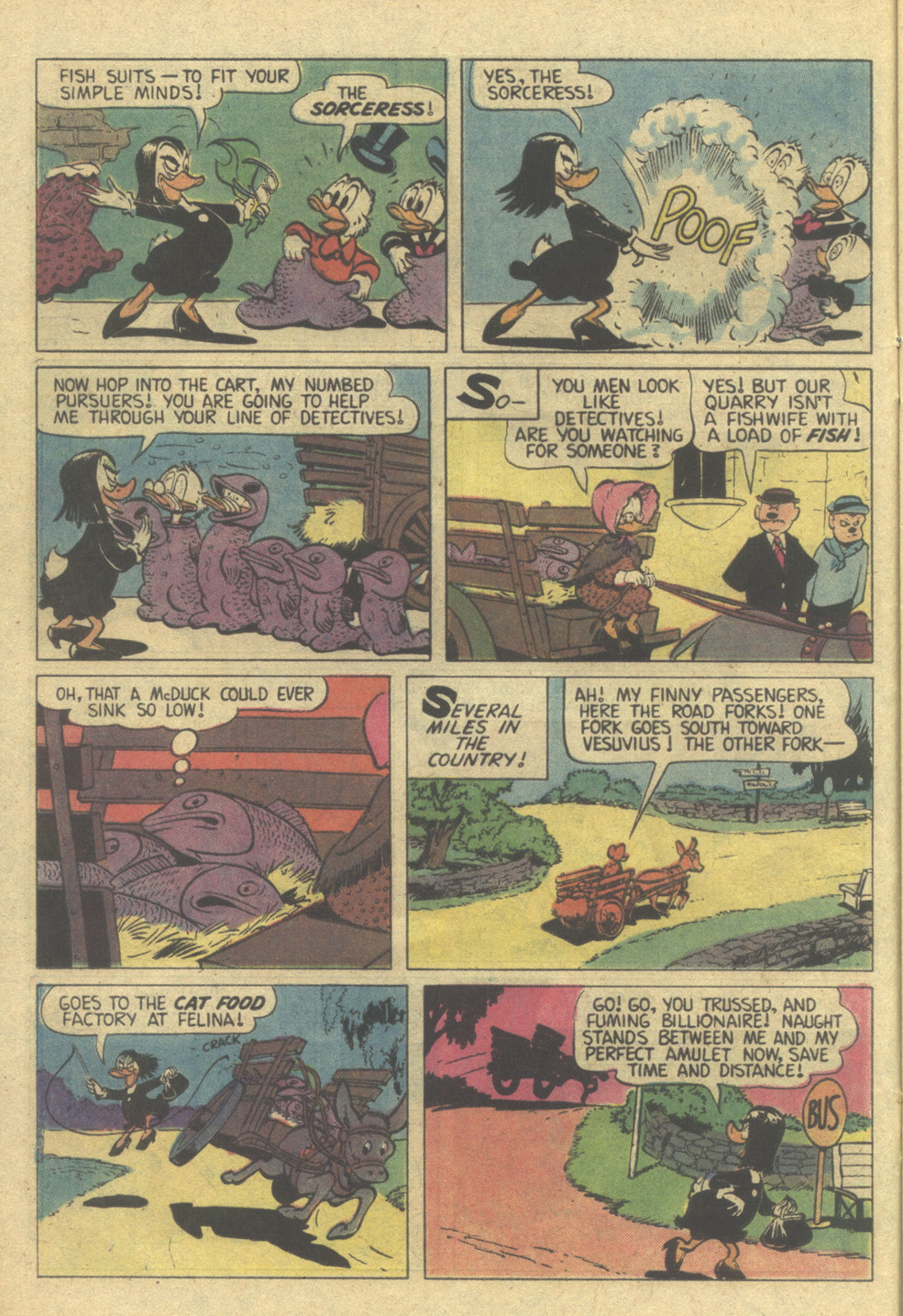 Read online Uncle Scrooge (1953) comic -  Issue #207 - 12