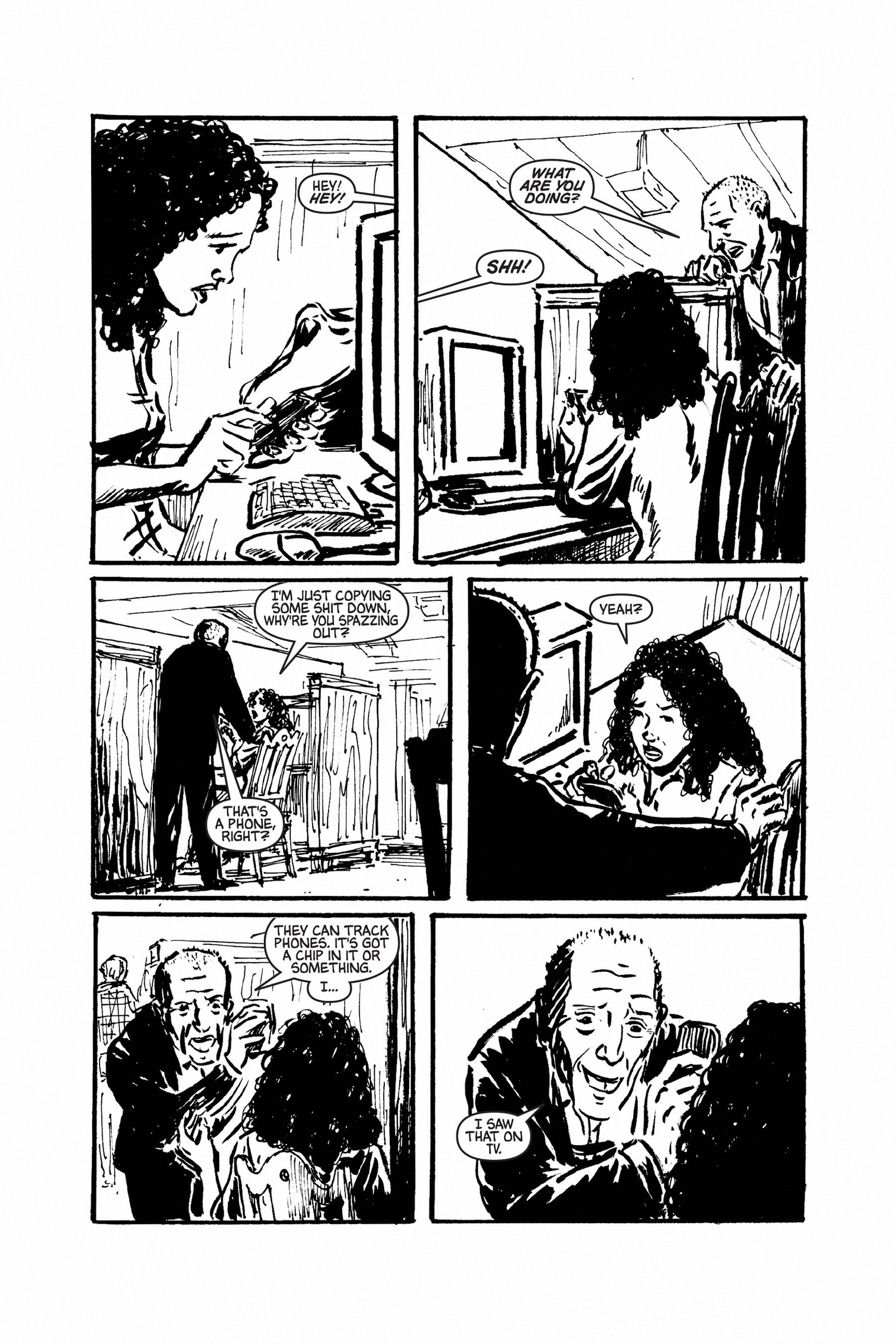 Read online Tumor comic -  Issue # TPB - 105