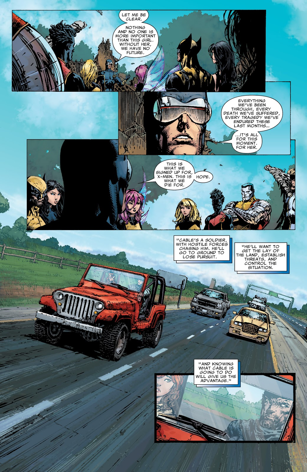 Read online X-Men: Second Coming comic -  Issue # _TPB (Part 1) - 33