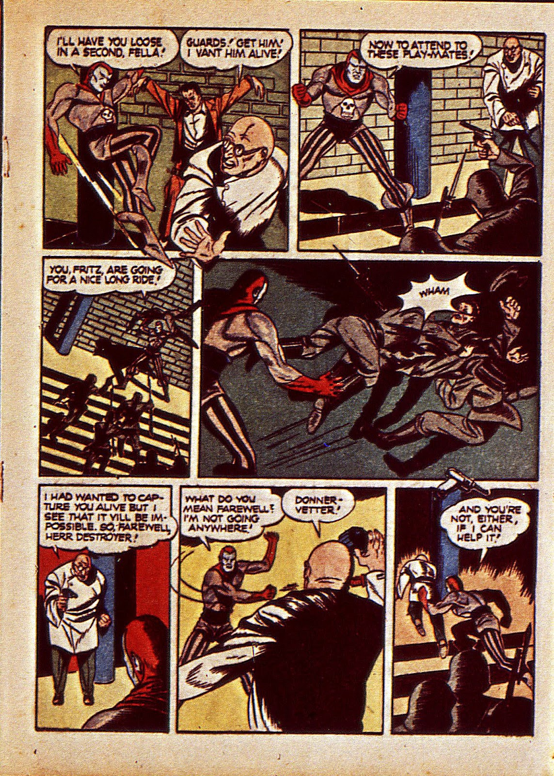 Mystic Comics (1940) issue 6 - Page 32