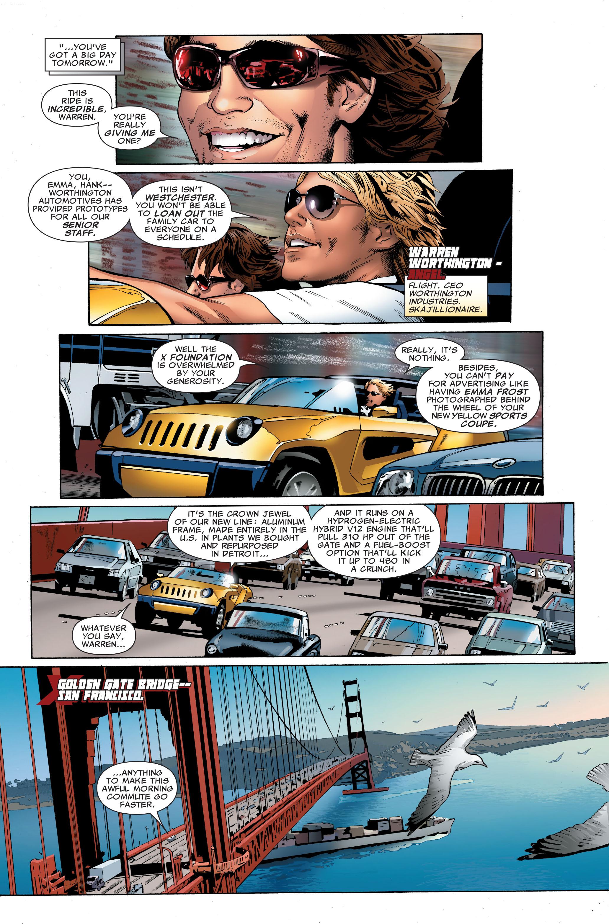 Read online Uncanny X-Men (1963) comic -  Issue #501 - 10