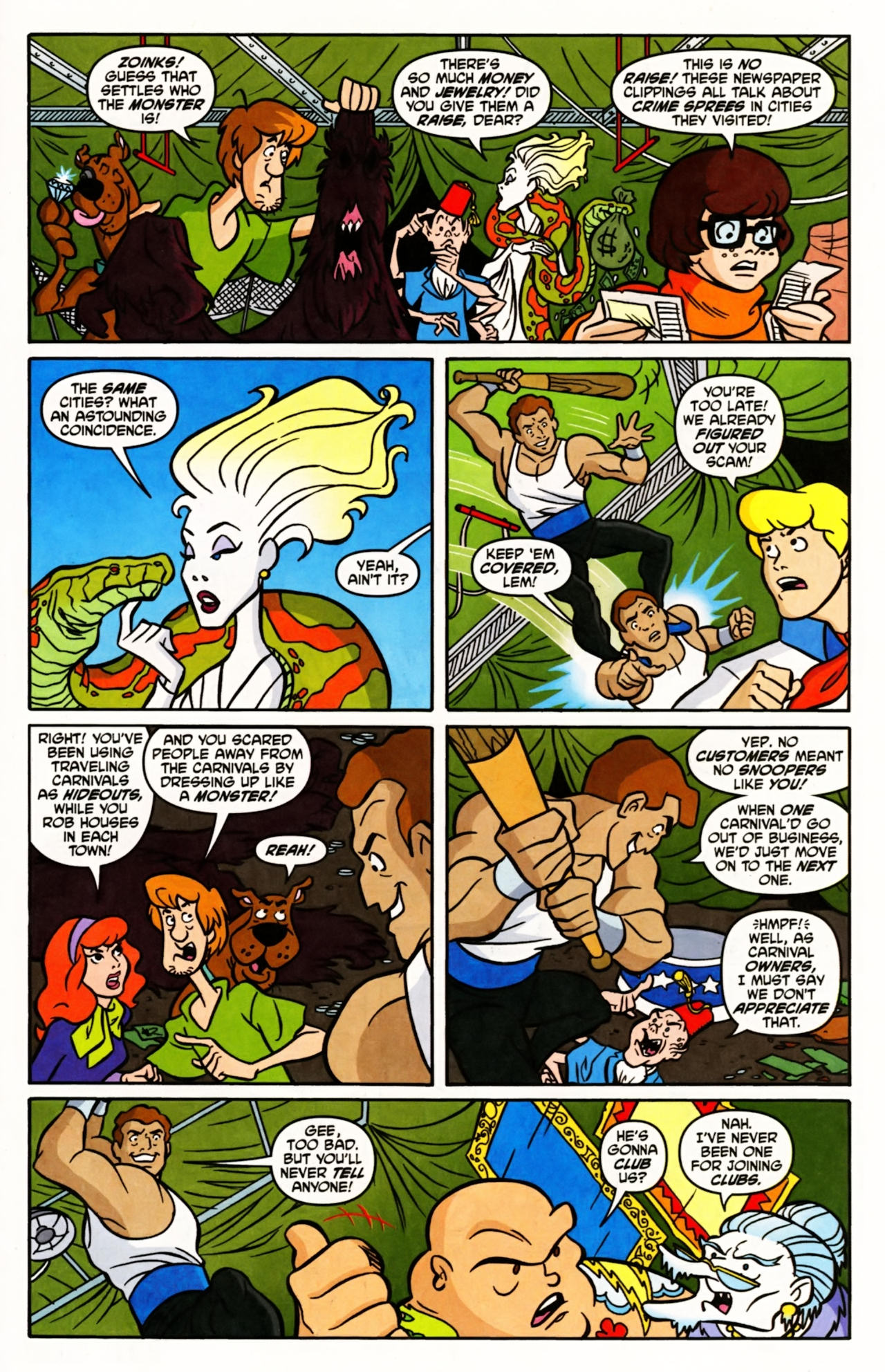 Read online Scooby-Doo (1997) comic -  Issue #147 - 20