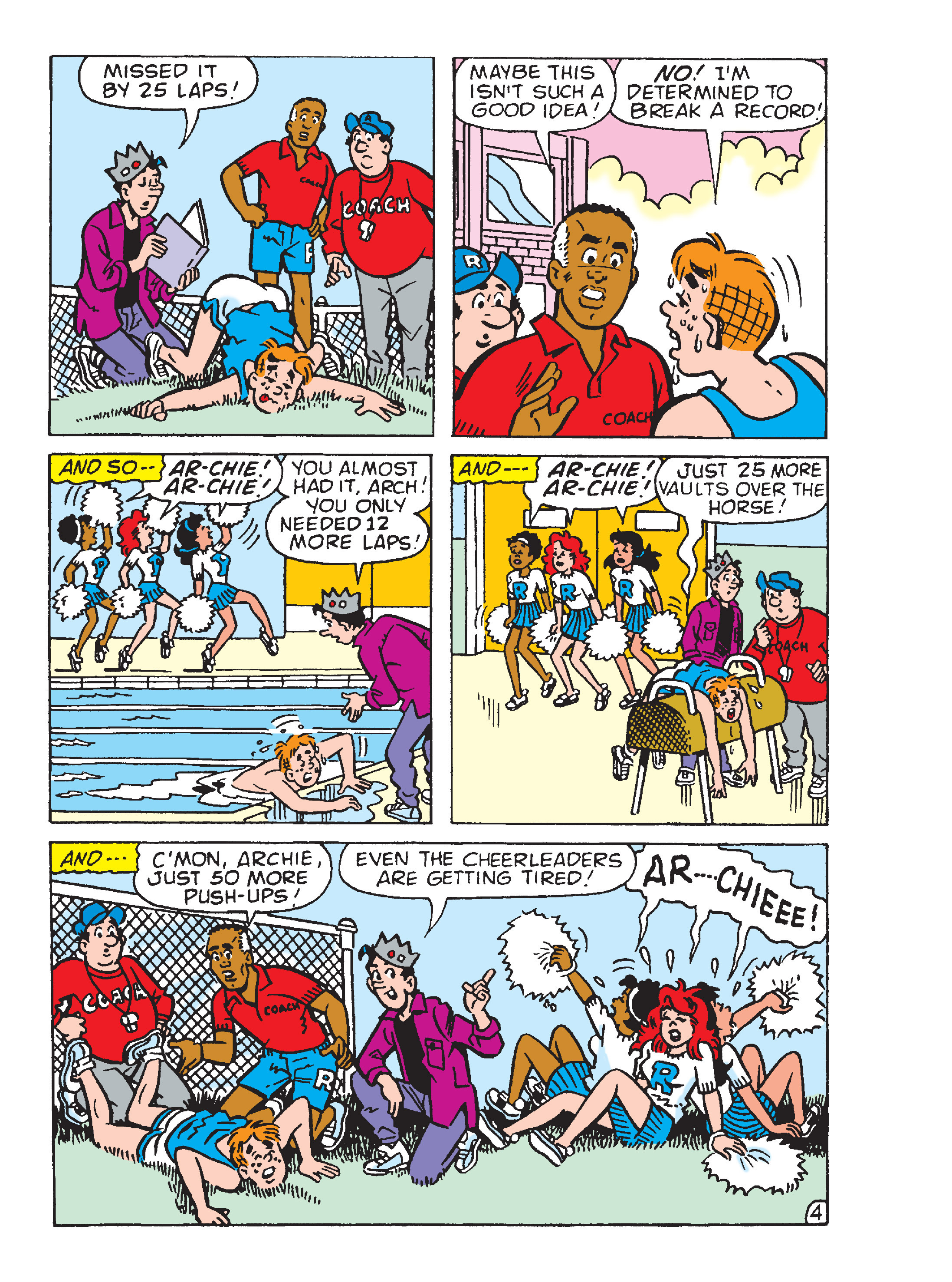 Read online Archie's Funhouse Double Digest comic -  Issue #17 - 27