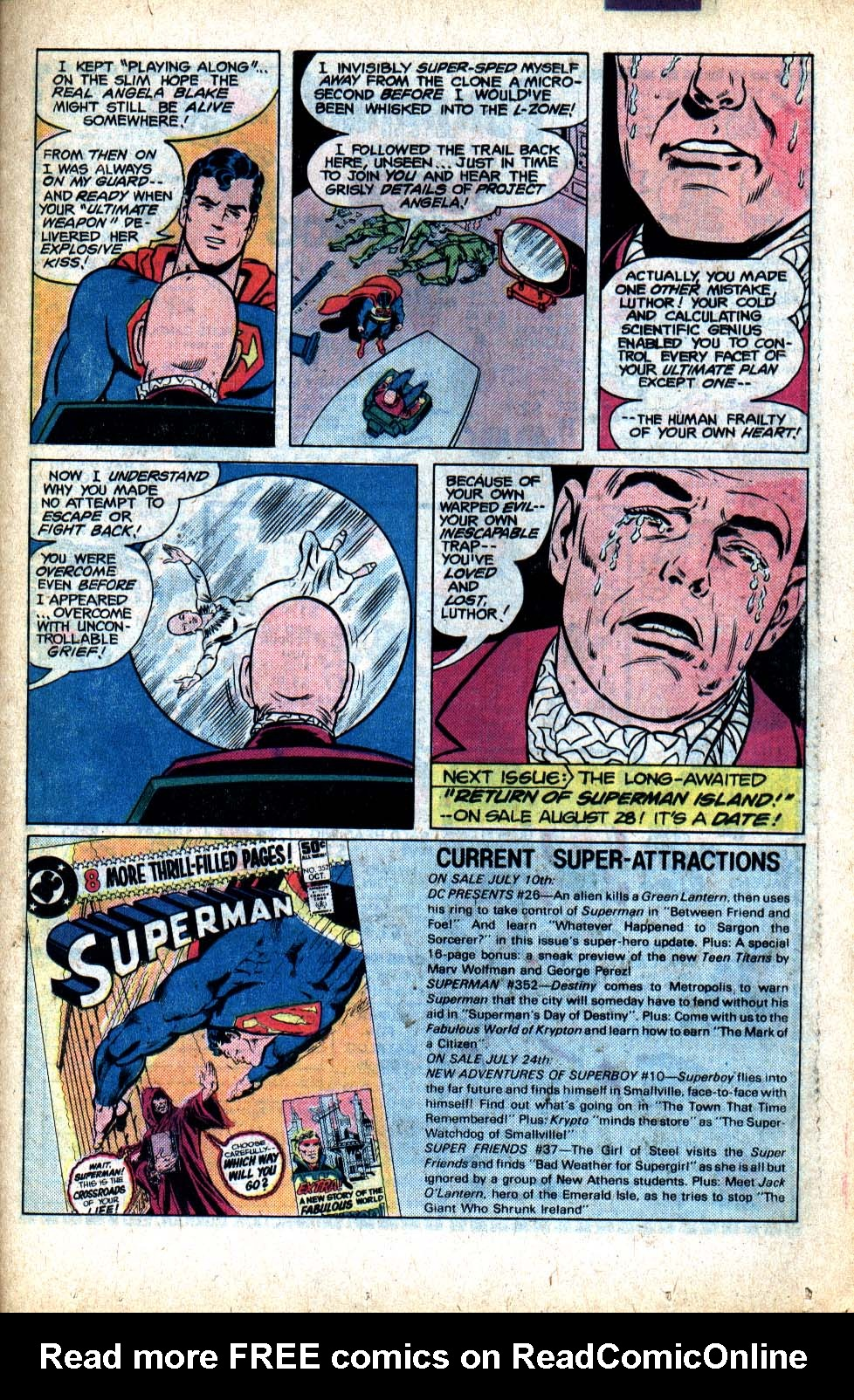 Read online Action Comics (1938) comic -  Issue #512 - 23