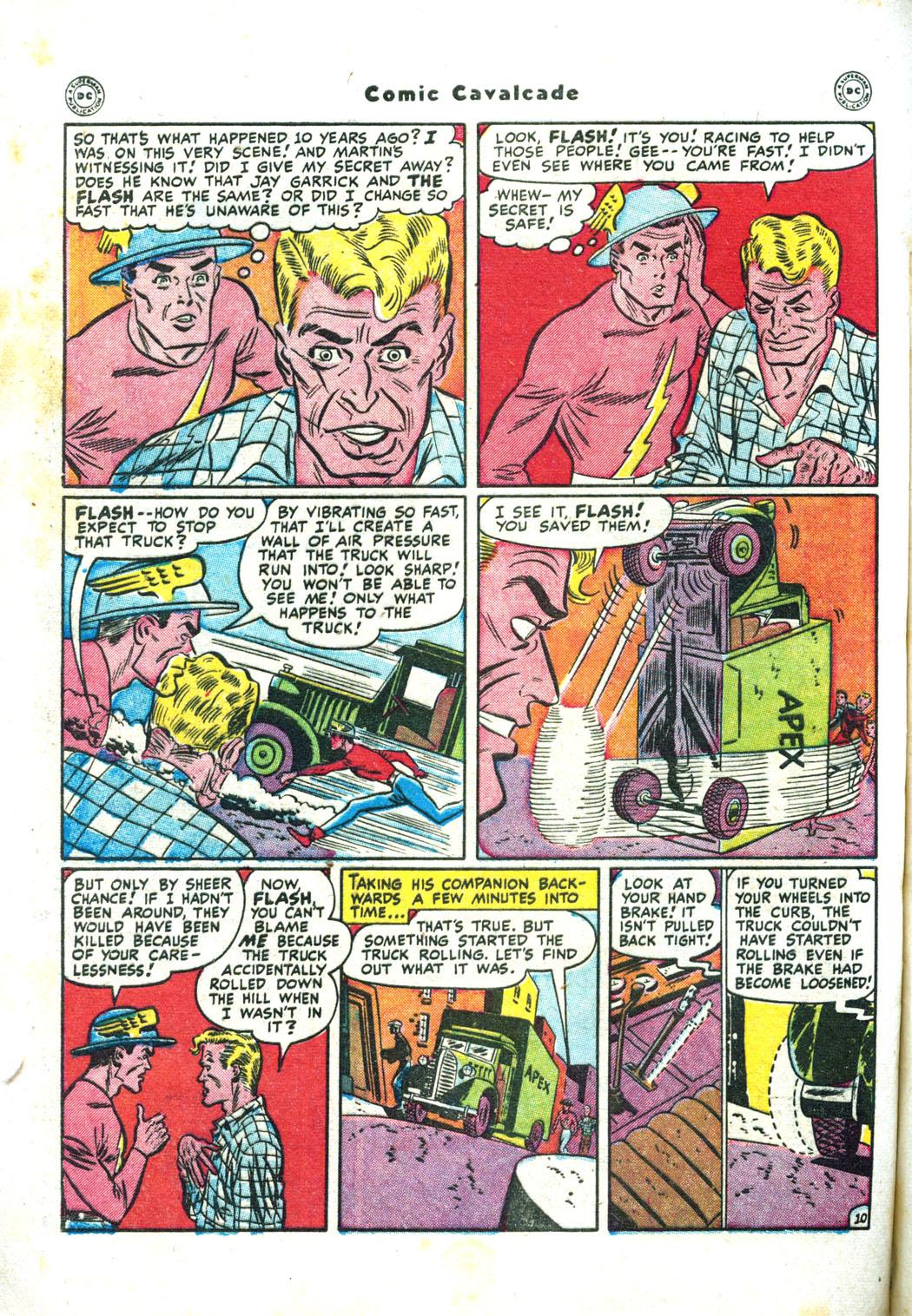 Comic Cavalcade issue 26 - Page 70