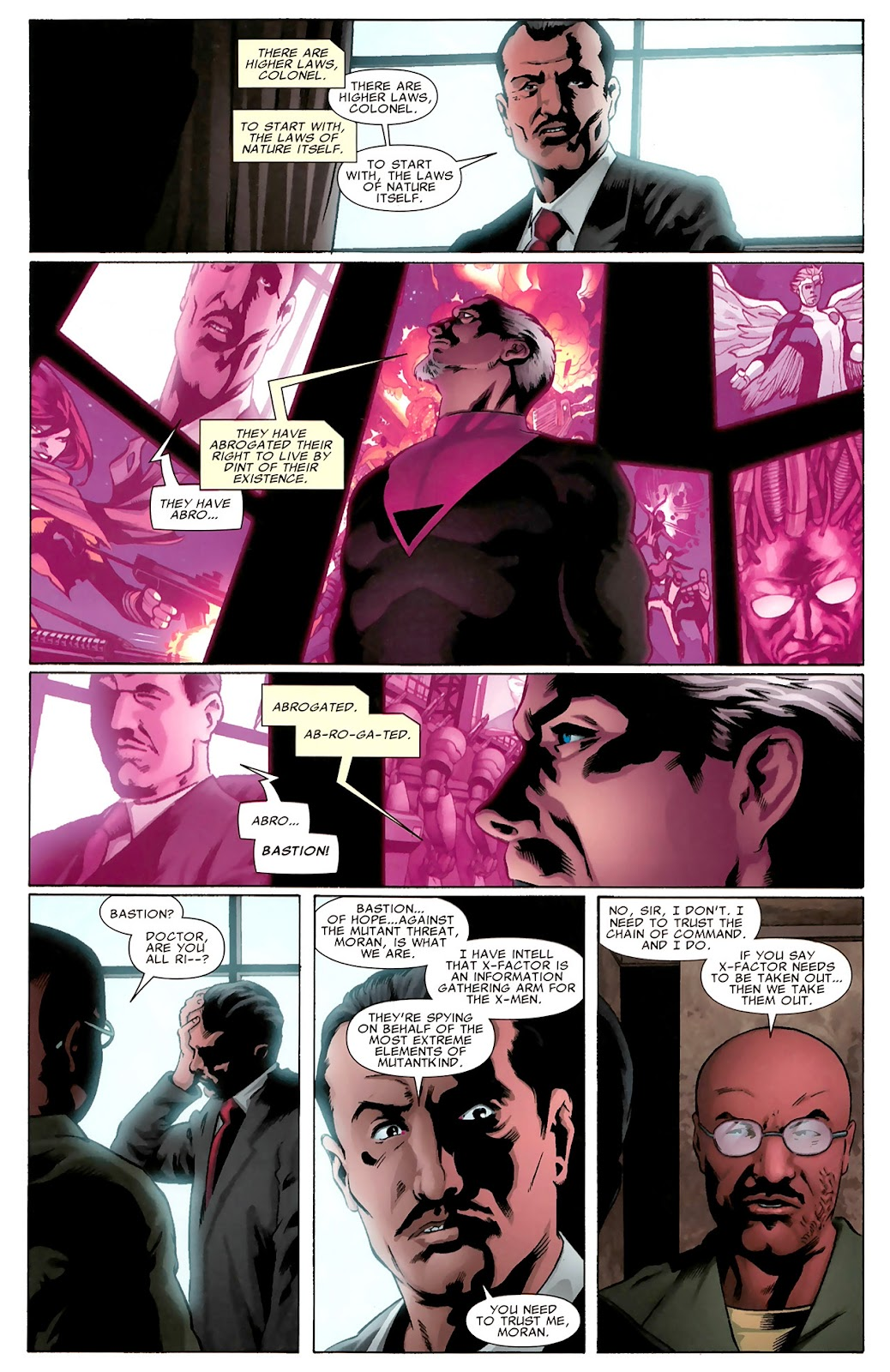Read online X-Men: Second Coming Revelations comic -  Issue # TPB (Part 2) - 59