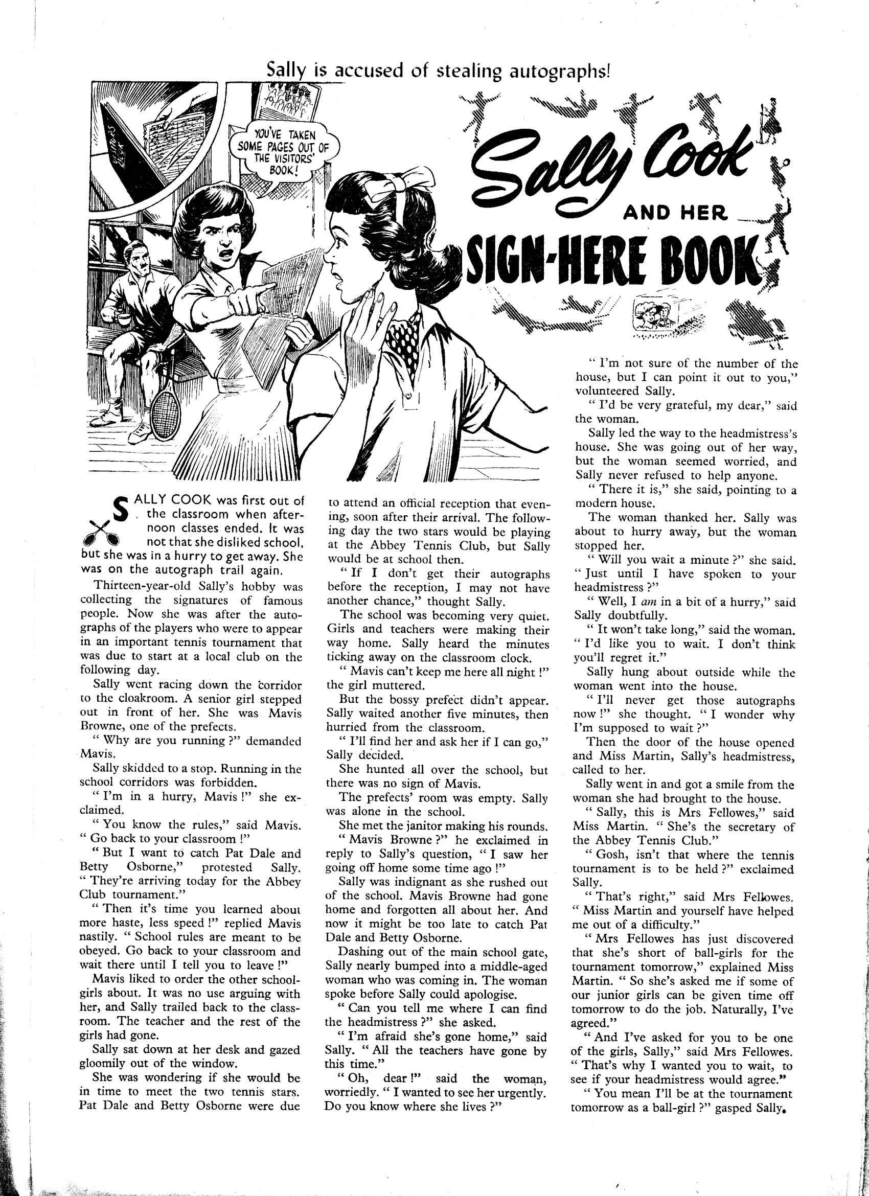 Read online Judy comic -  Issue #35 - 19