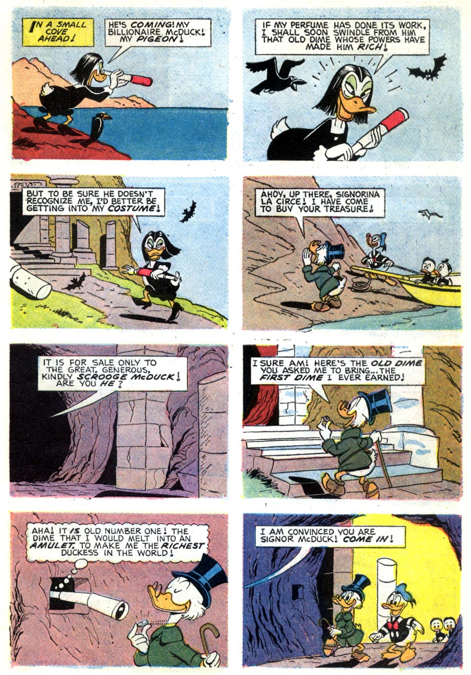 Read online Uncle Scrooge (1953) comic -  Issue #40 - 7
