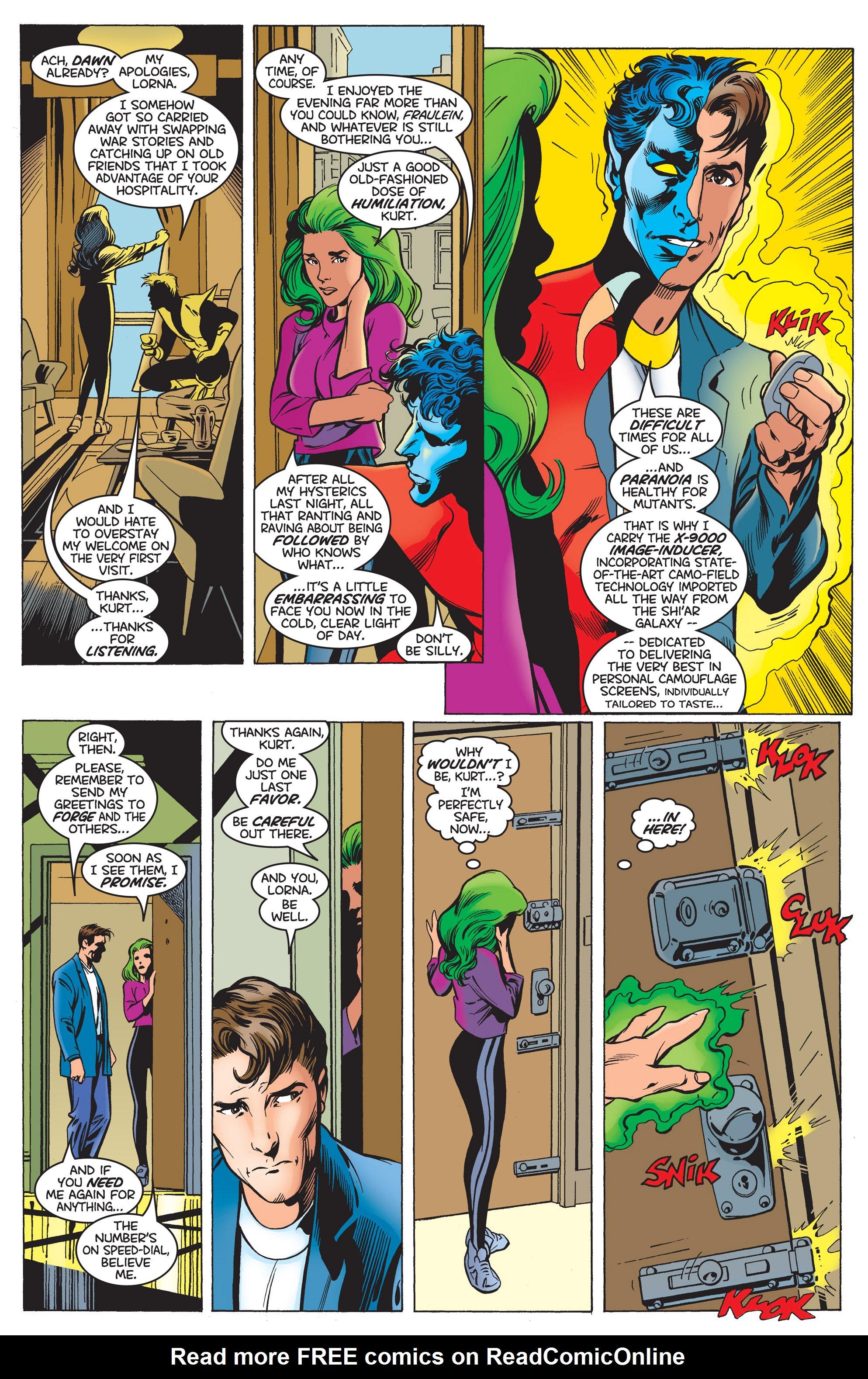 X-Men (1991) 94 Page 19