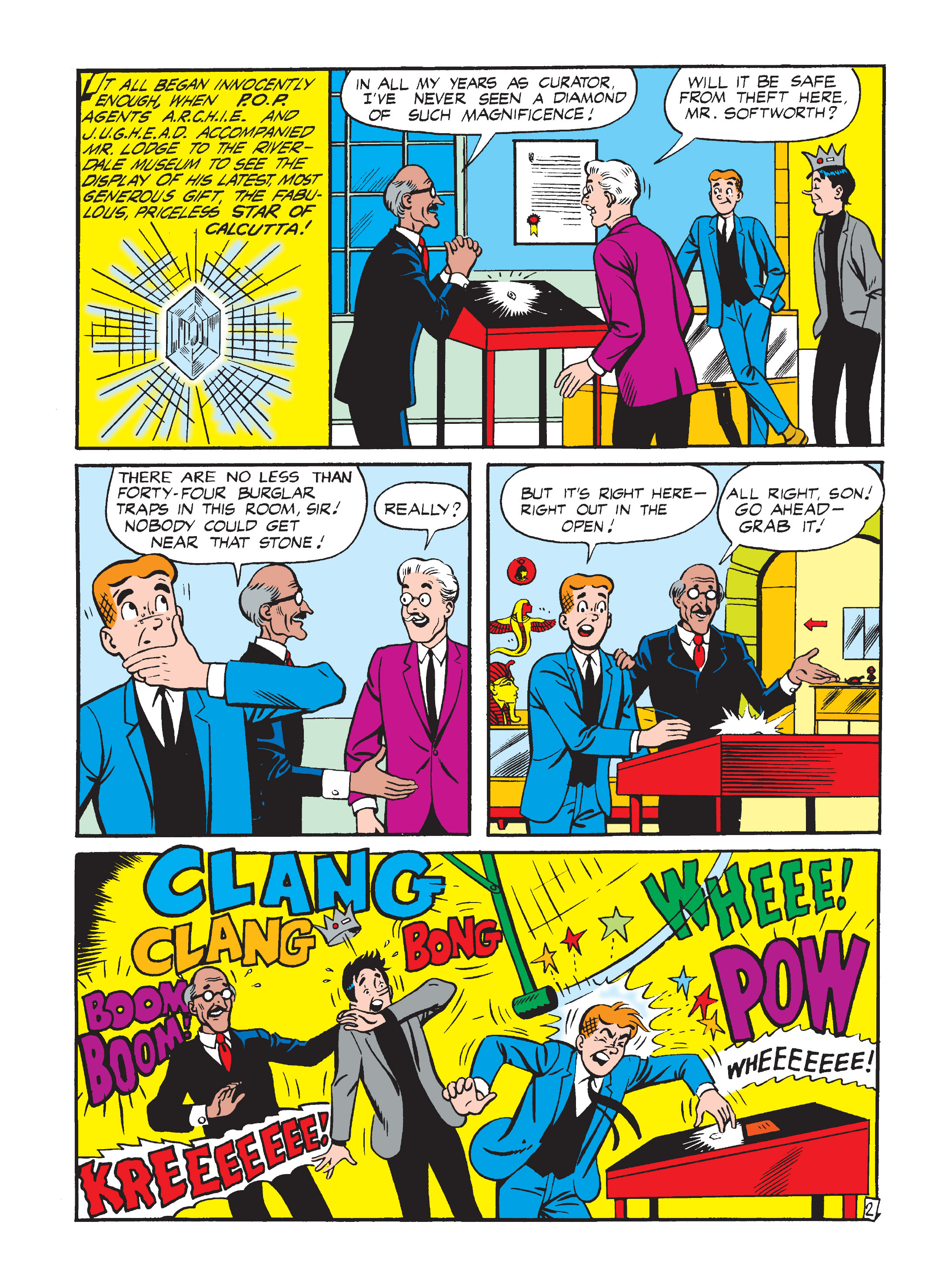 Read online Archie 75th Anniversary Digest comic -  Issue #1 - 6