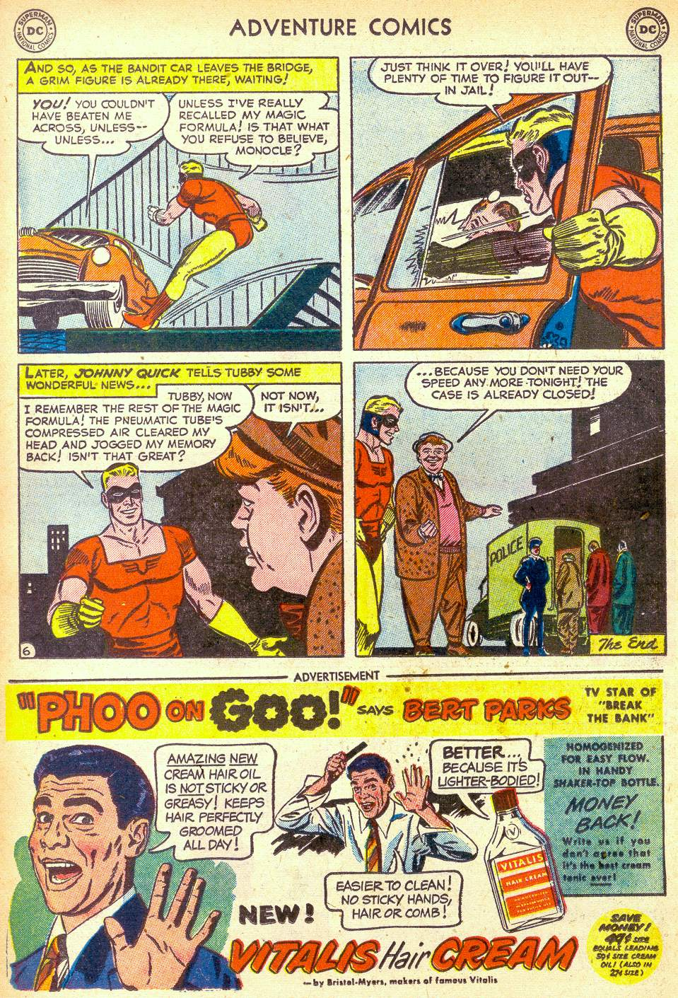 Read online Adventure Comics (1938) comic -  Issue #172 - 30
