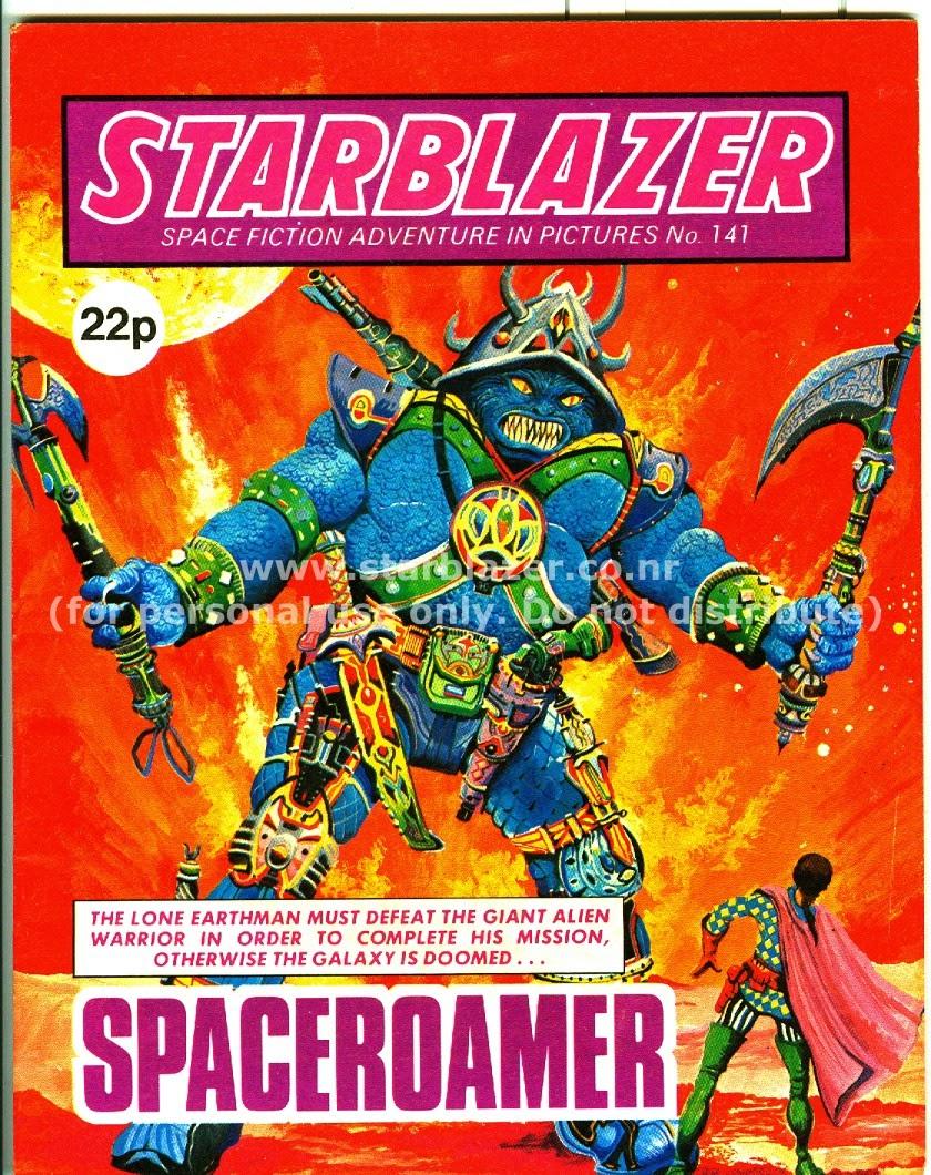 Starblazer issue 141 - Page 2