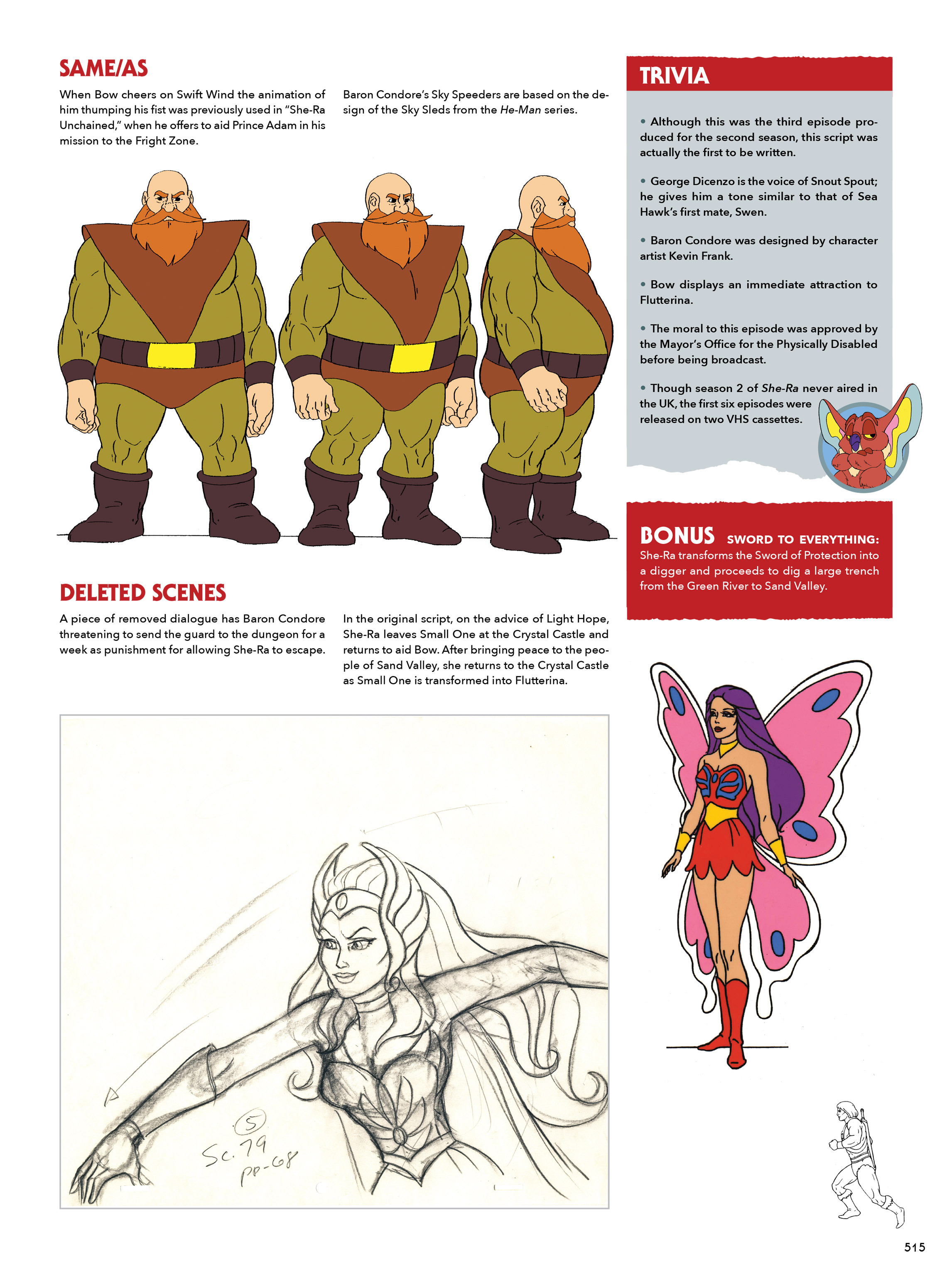 Read online He-Man and She-Ra: A Complete Guide to the Classic Animated Adventures comic -  Issue # TPB (Part 3) - 115