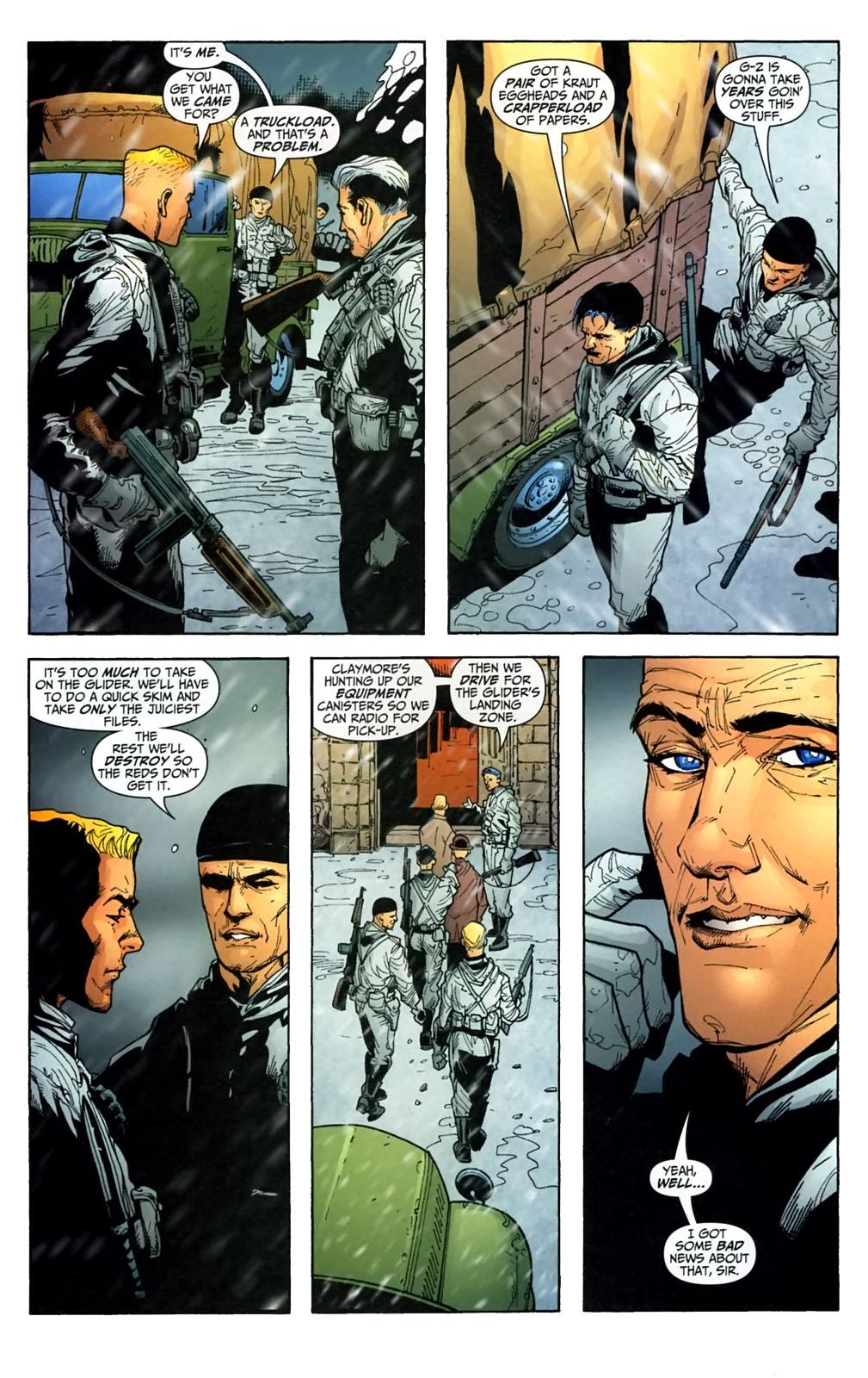 Read online Team Zero comic -  Issue #3 - 20