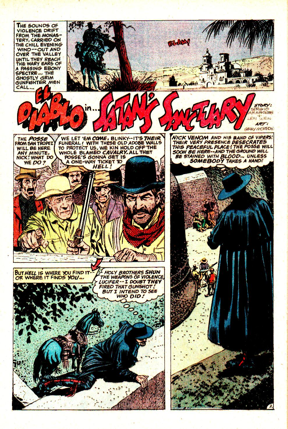 Read online All-Star Western (1970) comic -  Issue #11 - 22