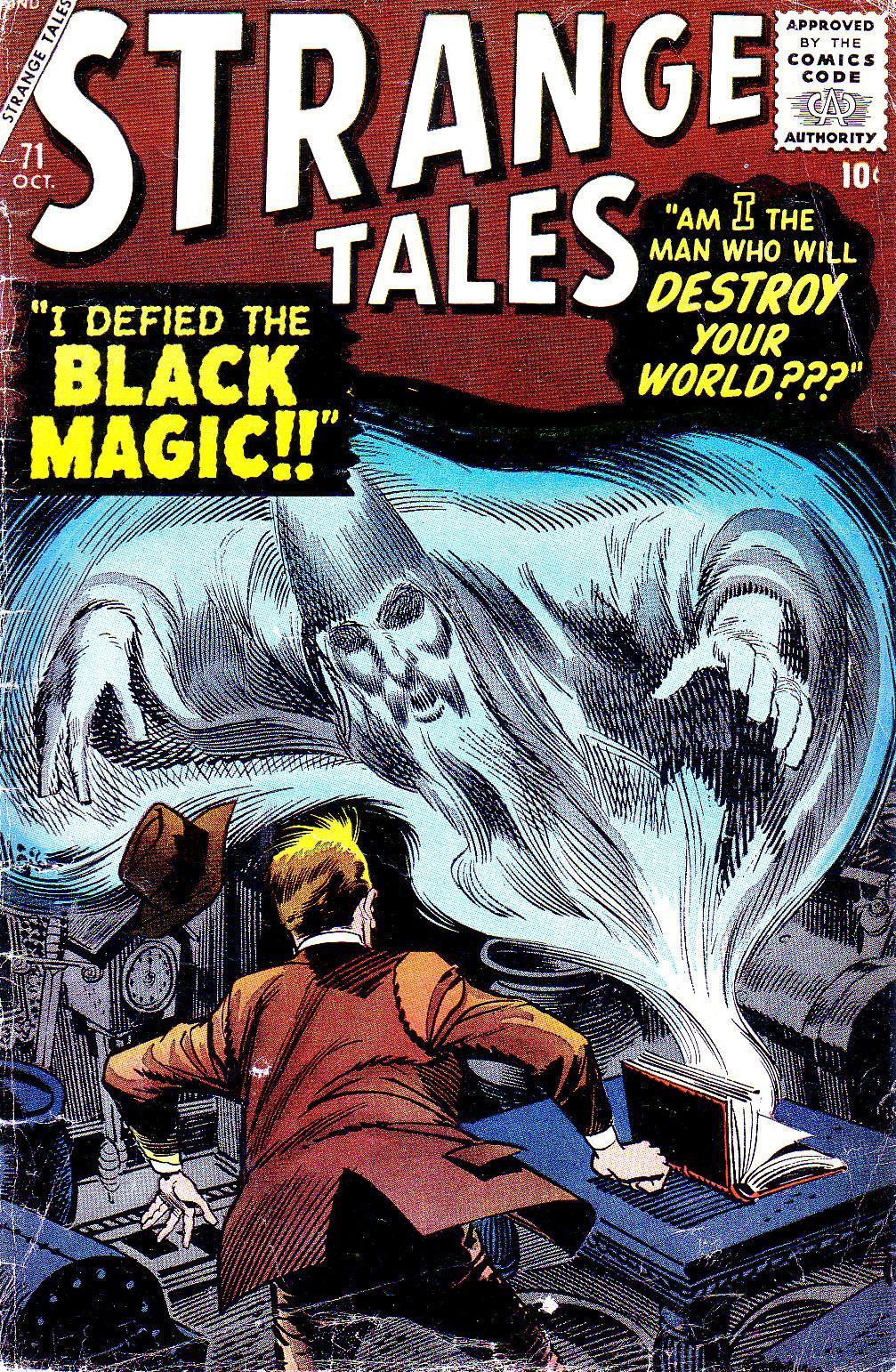 Strange Tales (1951) 71 Page 1