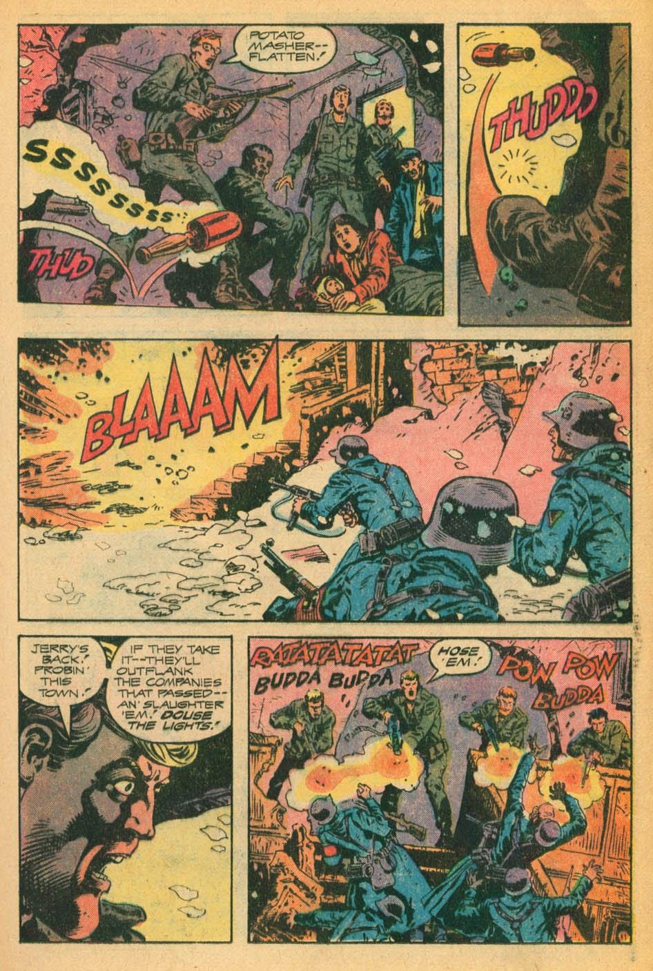 Read online Sgt. Rock comic -  Issue #328 - 12