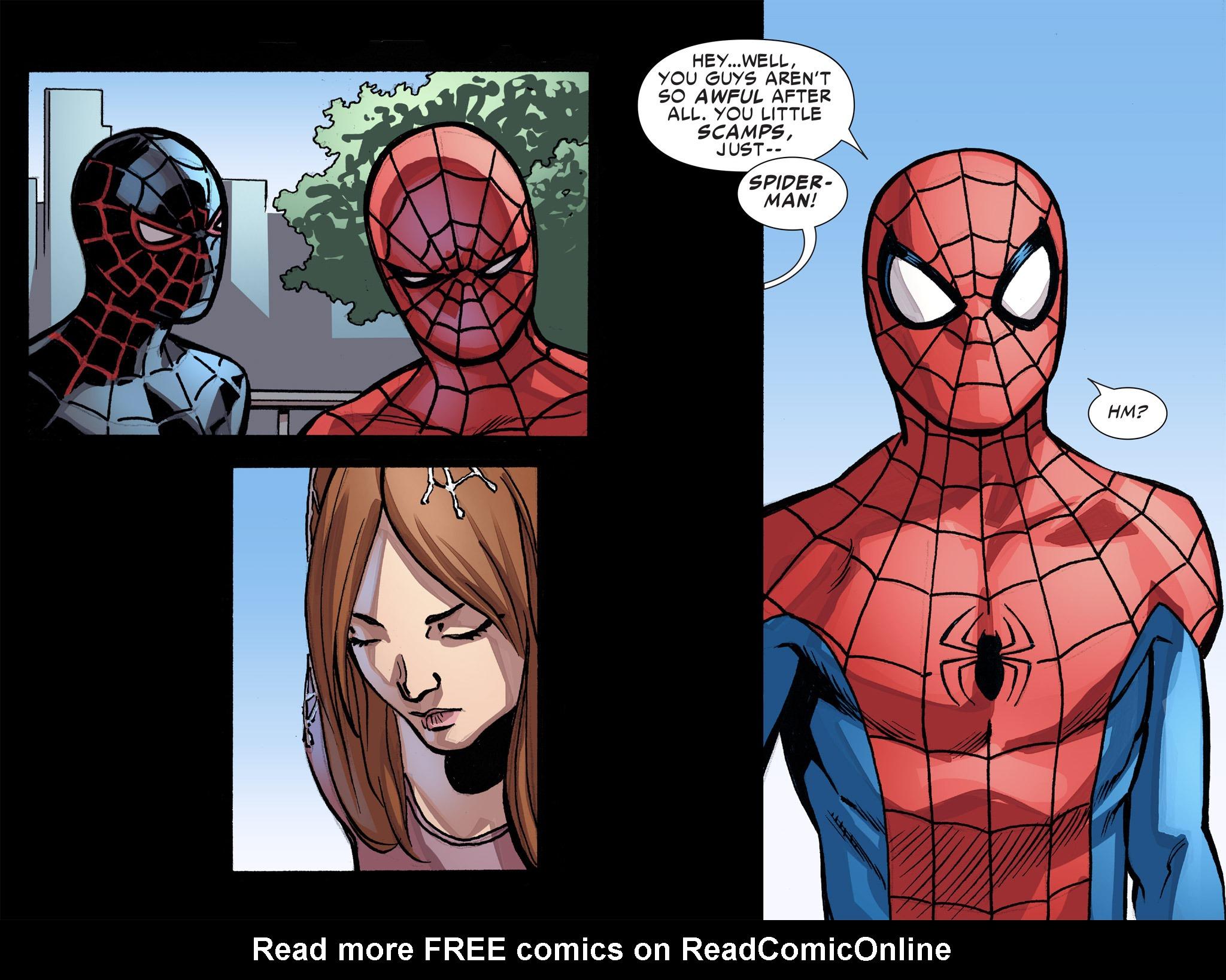Read online Ultimate Spider-Man (Infinite Comics) (2016) comic -  Issue #8 - 54