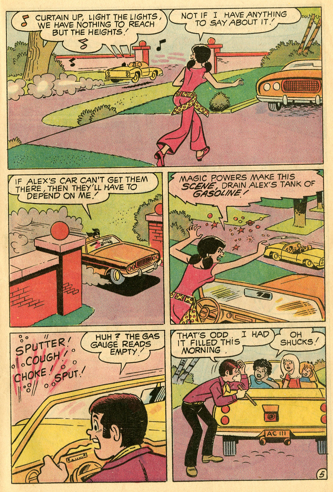 Read online She's Josie comic -  Issue #48 - 17