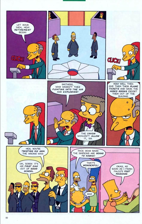 Read online Simpsons Comics comic -  Issue #72 - 11