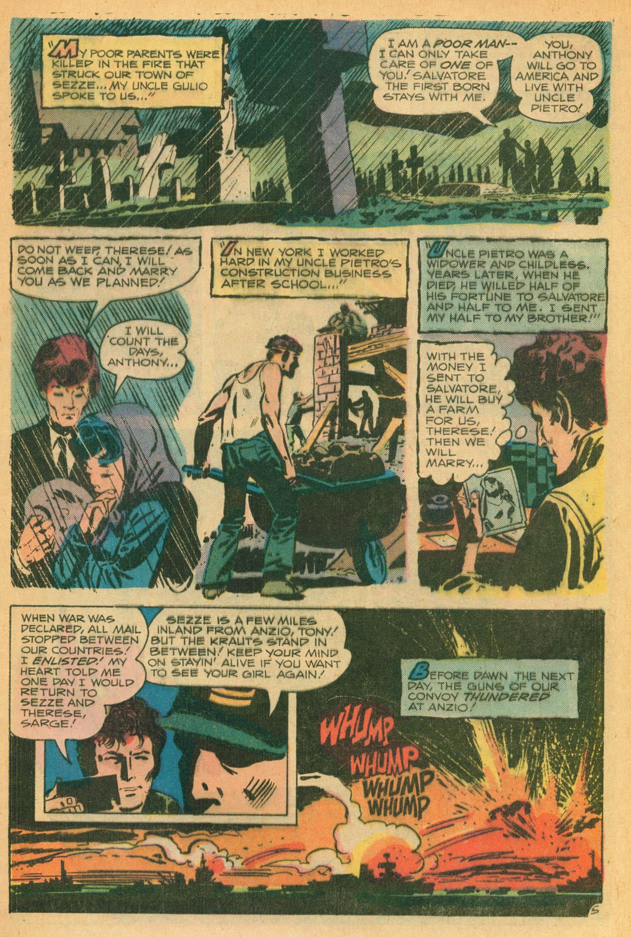 Read online Sgt. Rock comic -  Issue #302 - 9